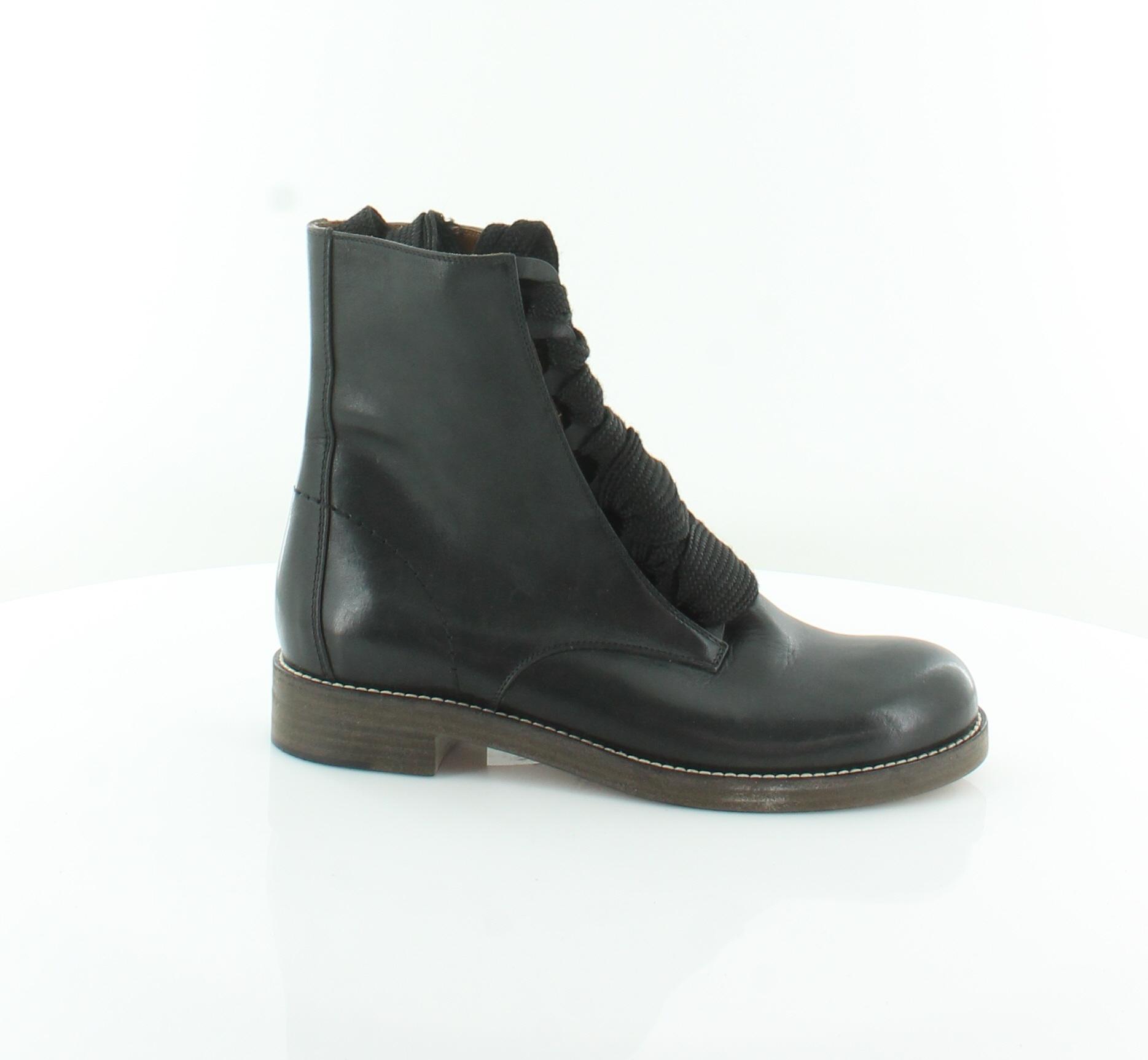 harper black womens shoes size 6 m