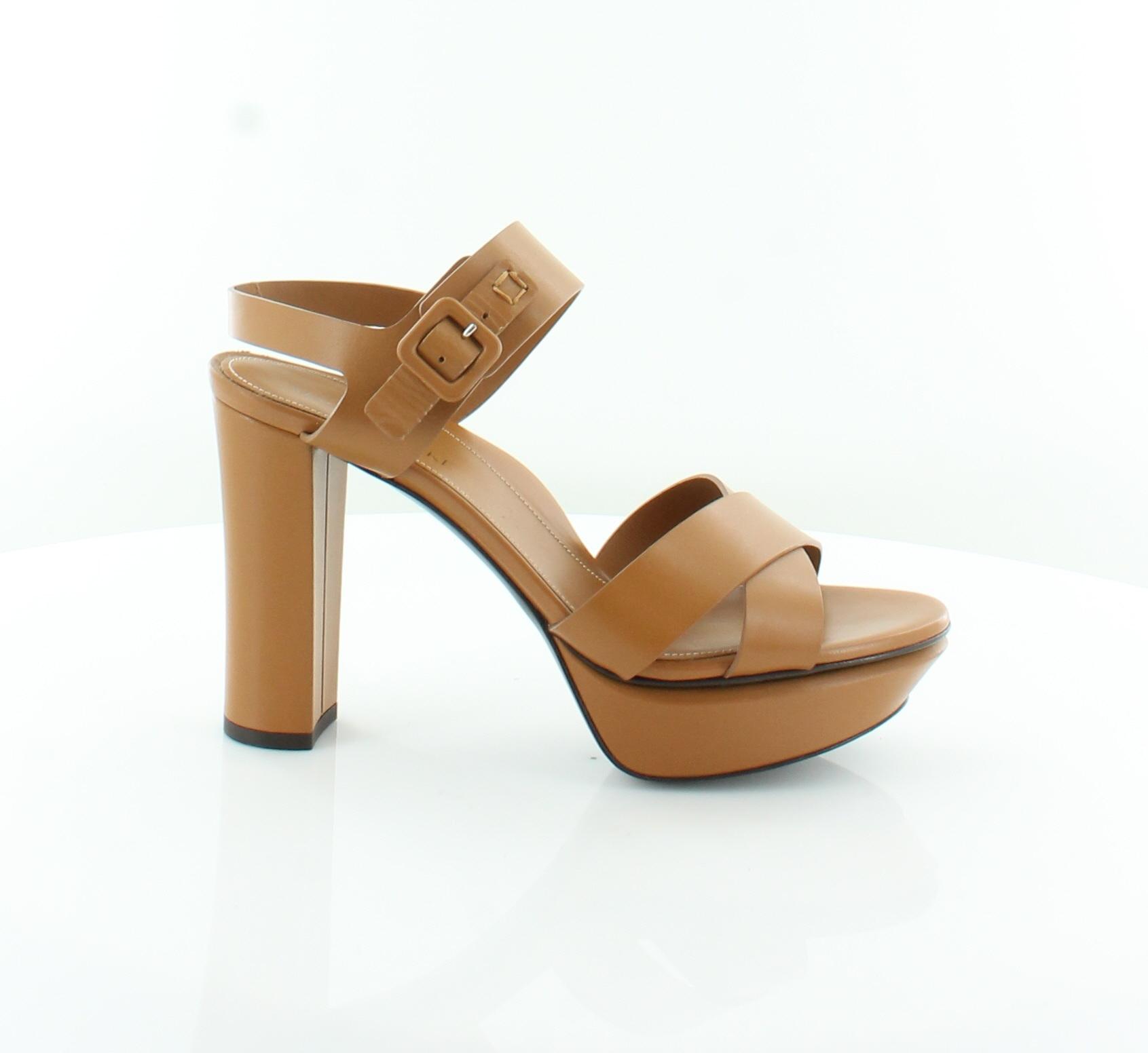 tempo libero MARION MARION MARION PARKE Alanis Marrone donna scarpe Dimensione 9 M Sandals MSRP  695  migliori prezzi e stili più freschi