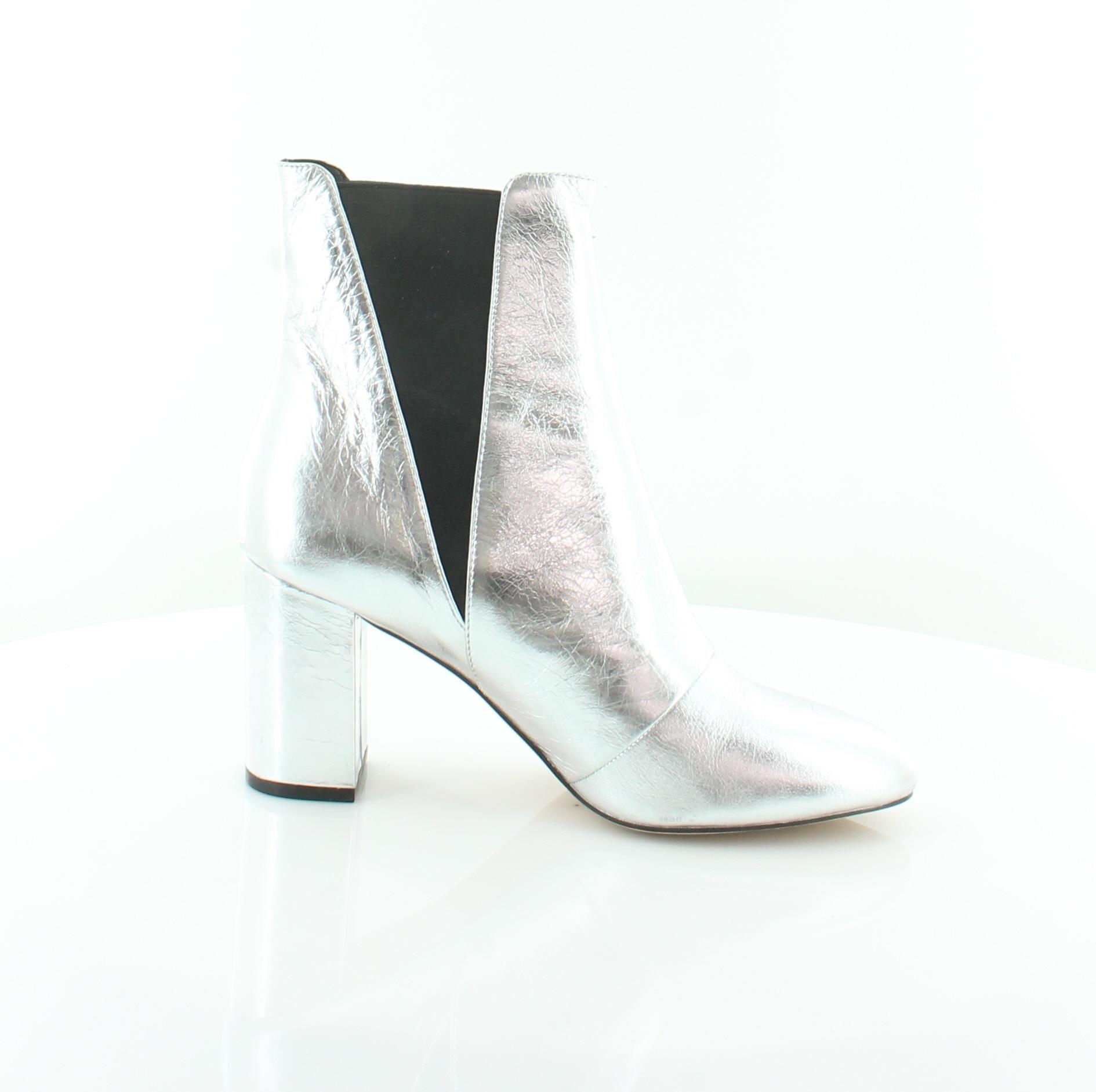 Rebecca Minkoff Serena Plata Mujer Zapatos M botas Tamaño 8.5 M Zapatos precio minorista sugerido por el fabricante  195 dff069