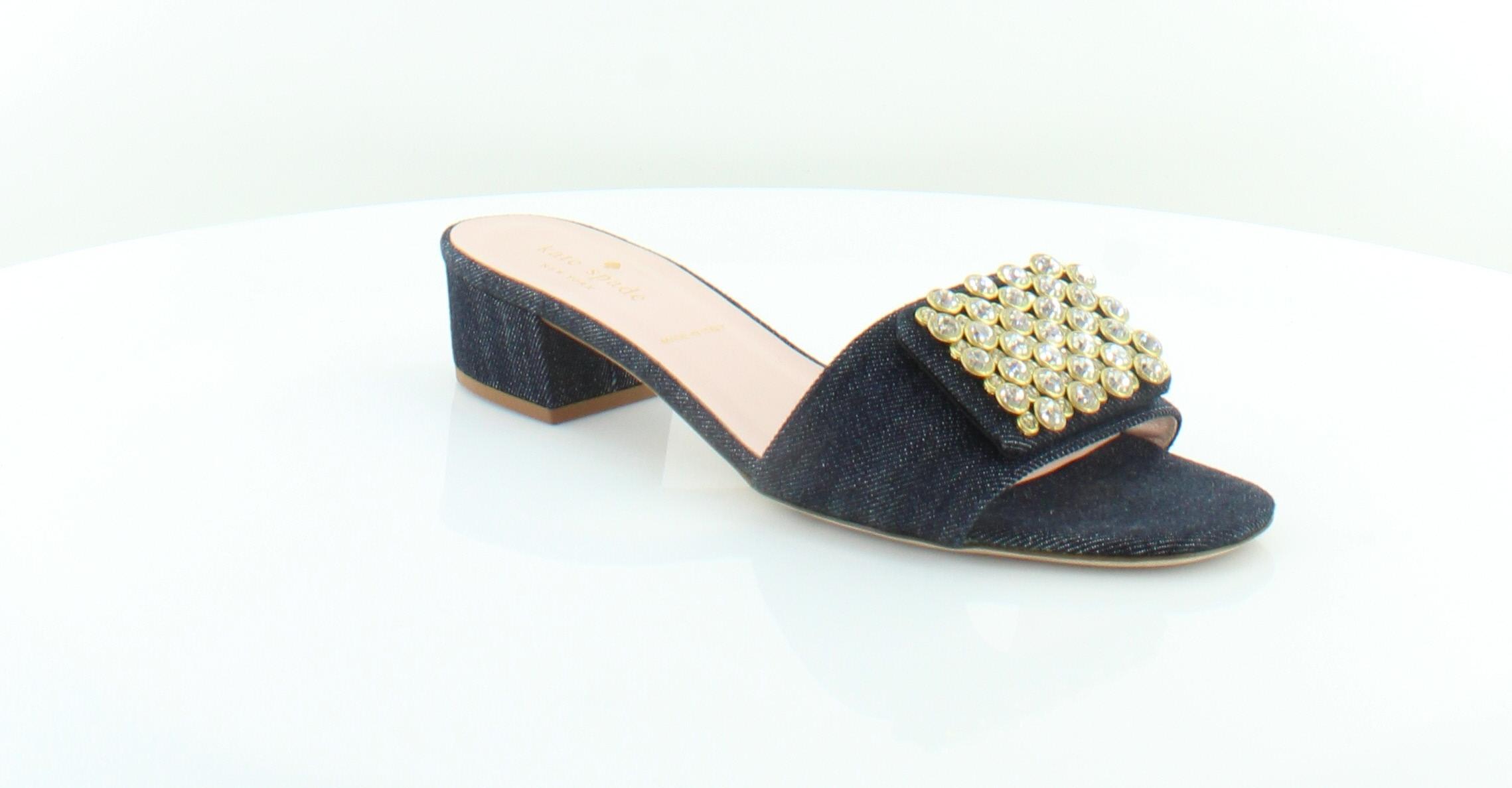 cff8a7a1c254c Kate Spade Mazie Blue Womens Shoes Size 8 M Sandals MSRP $328 ...