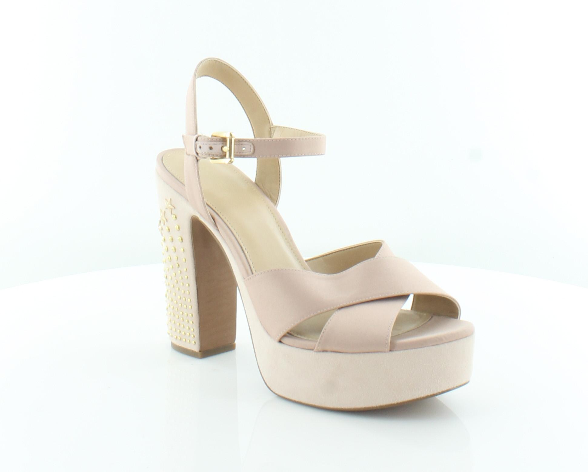 a7d2493fb94 Michael Kors Sia Platform Pink Womens Shoes Size 9.5 M Heels MSRP  170