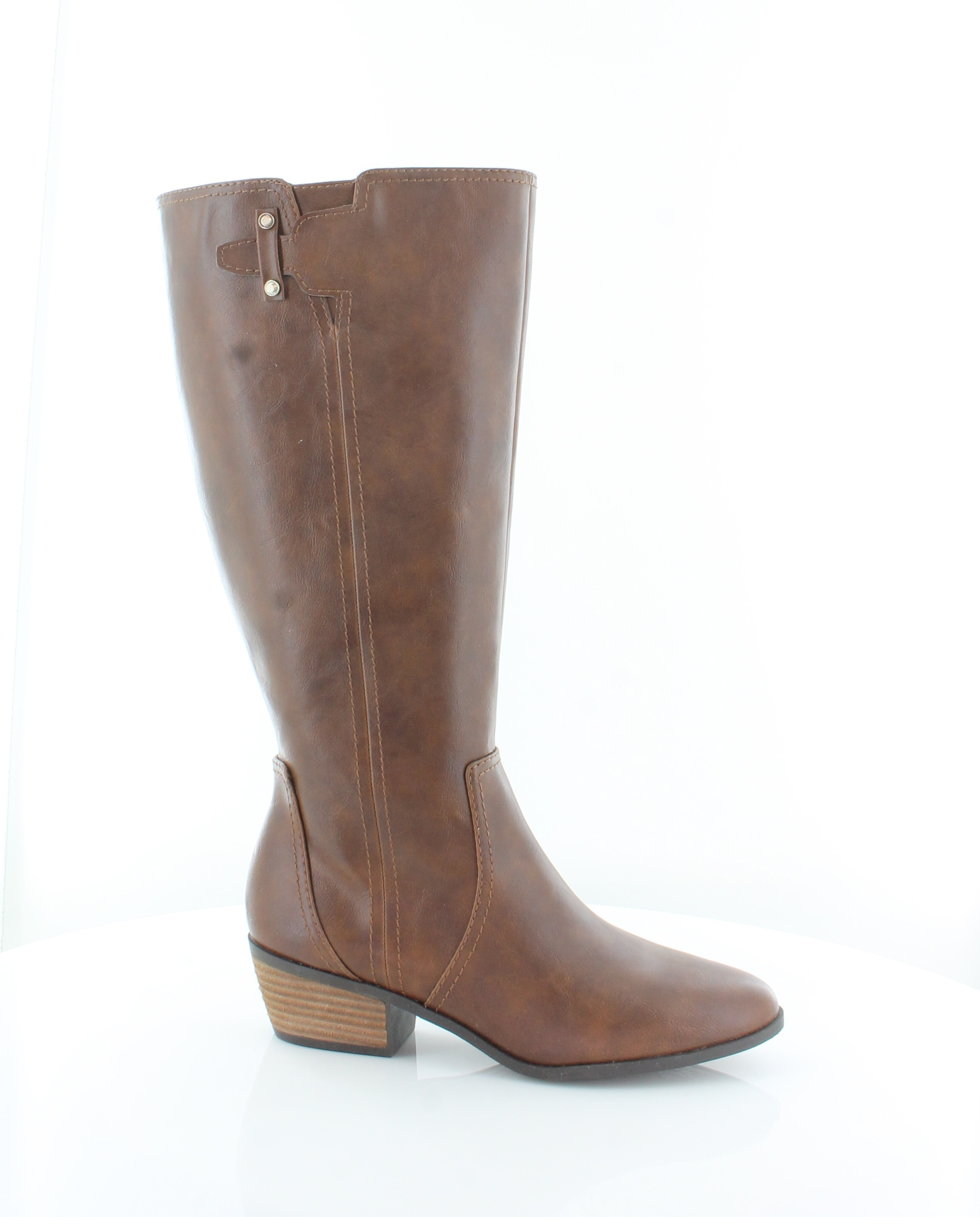 Dr. Scholl's New Brilliance Brown Womens shoes Size 8.5 M Boots MSRP