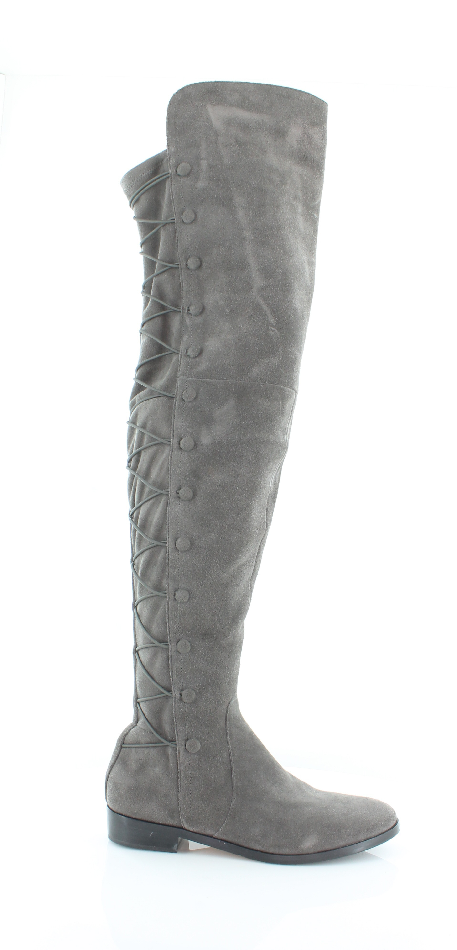 adad99419c8 Vince Camuto New Coatia Gray Womens Shoes Size 7.5 M Boots MSRP  198 ...