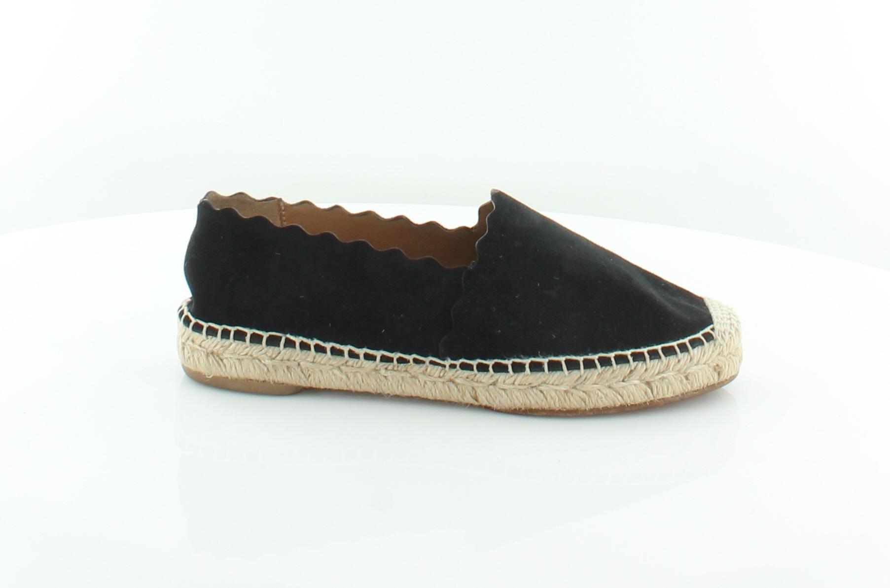 grande sconto Chloe Scallop nero donna scarpe Dimensione 5 M M M Flats MSRP  495  disegni esclusivi