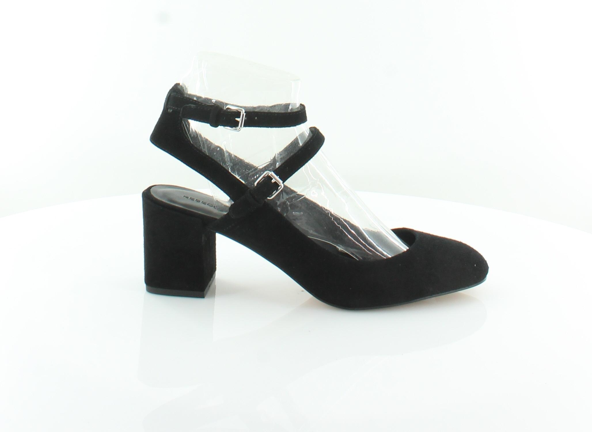 Rebecca Minkoff Minkoff Minkoff Brooke Negro Zapatos para mujer Talla 8.5 M Tacones precio minorista sugerido por el fabricante  175  comprar descuentos