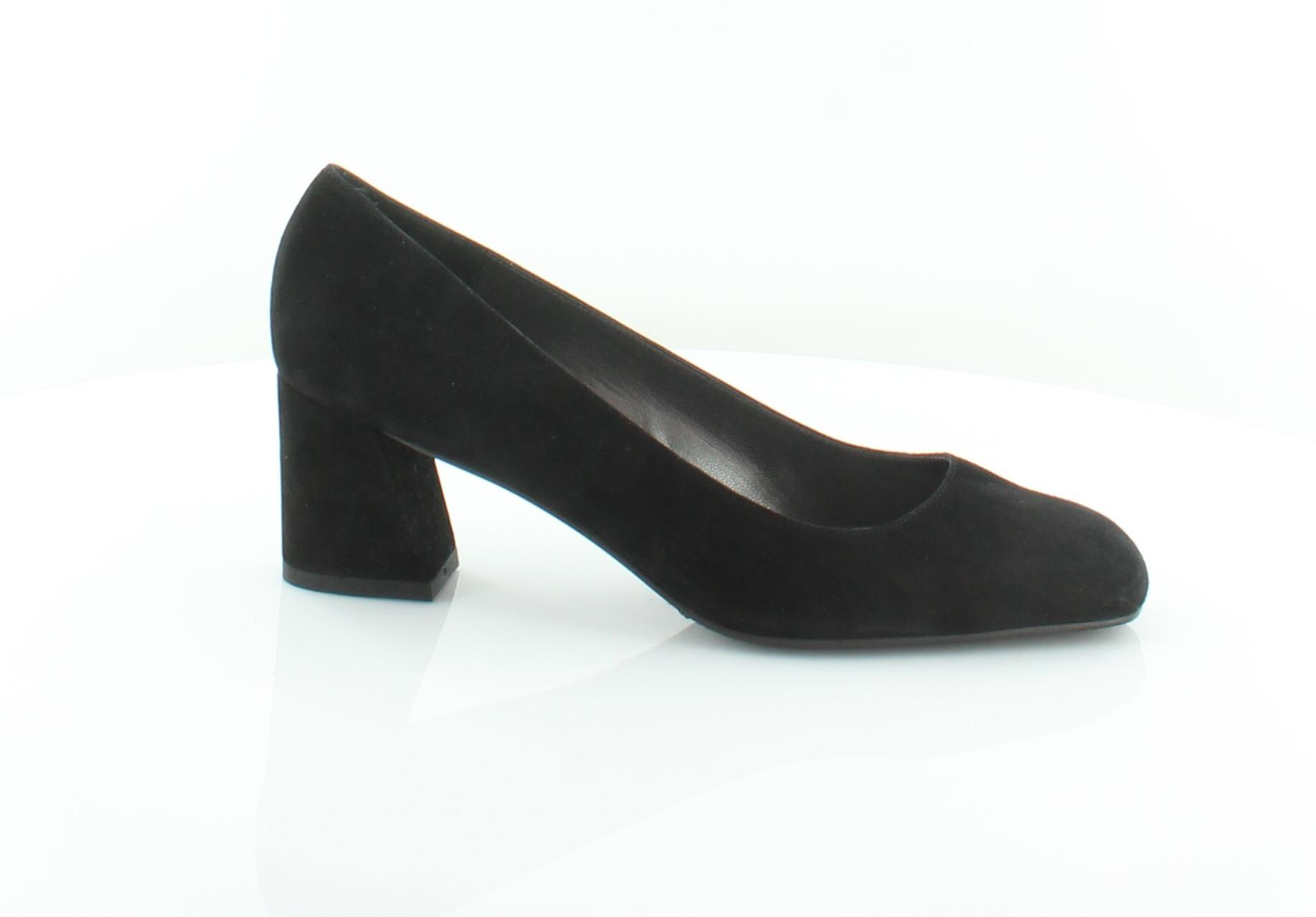 più economico Stuart Stuart Stuart Weitzman Marymid nero donna scarpe Dimensione 8.5 M Heels MSRP  375  vendita calda online