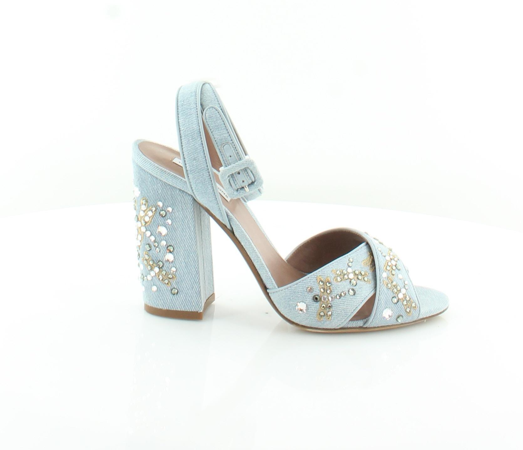 Tabitha Simmons Connie Azul Sandalias De Mujer Mujer Mujer Zapatos Talla 8.5 M precio minorista sugerido por el fabricante  1195  bajo precio