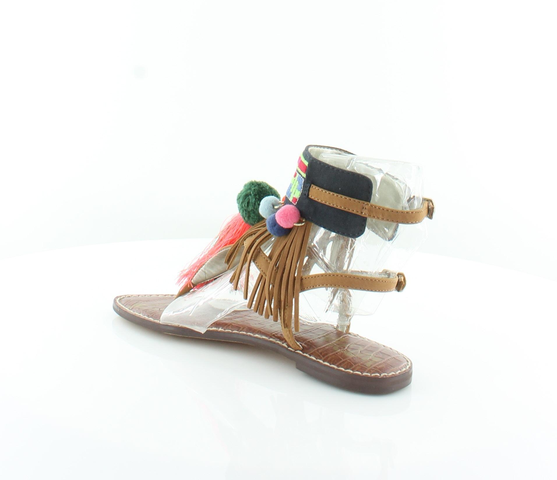 Sam Edelman Gere Marrón Zapatos para mujer mujer mujer Talla 6.5 M Sandalias precio minorista sugerido por el fabricante  130 d0a3a3