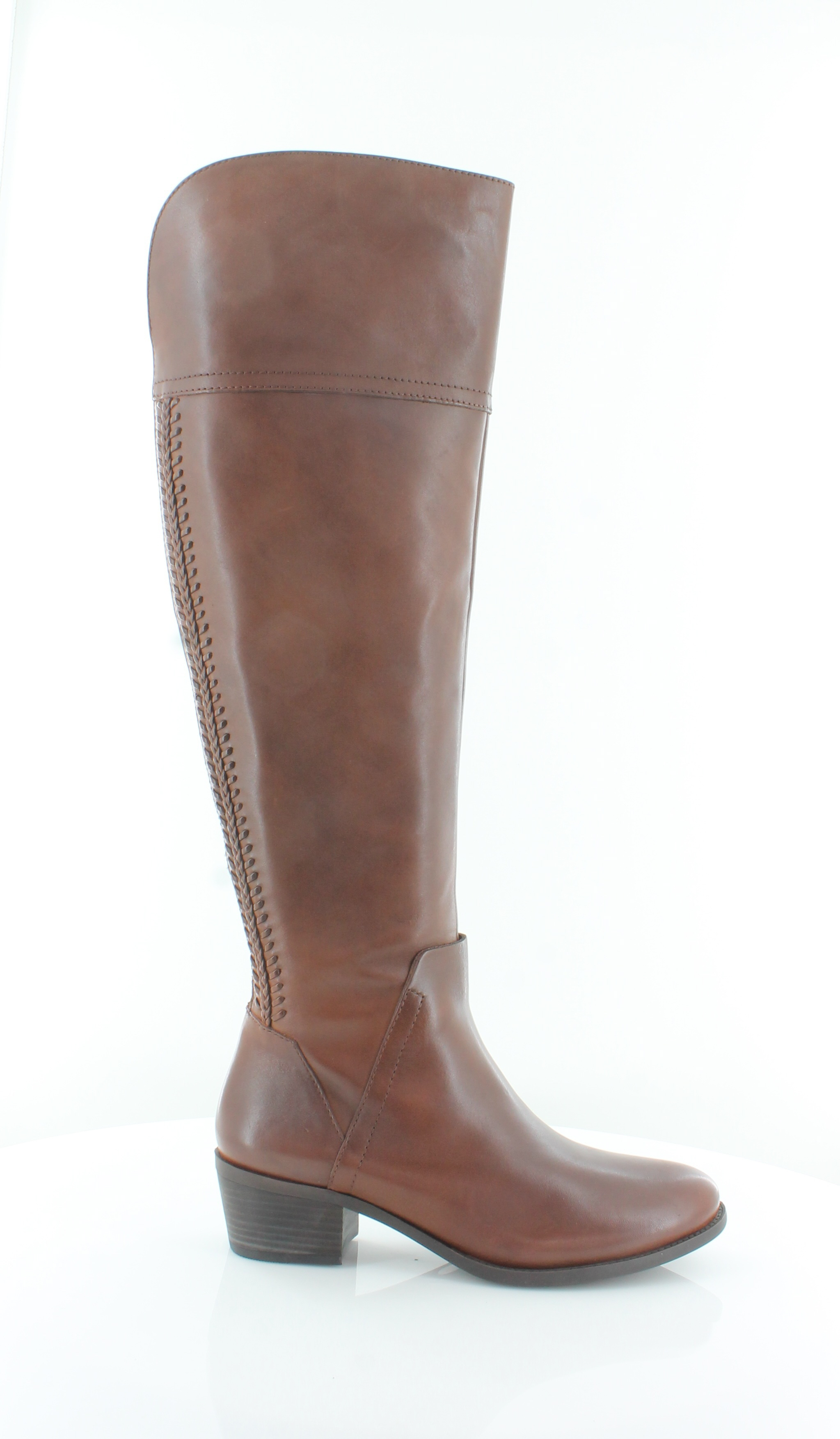 89eb96d2d0c Vince Camuto Bendra Brown Womens Shoes Size 8 M Boots MSRP  198