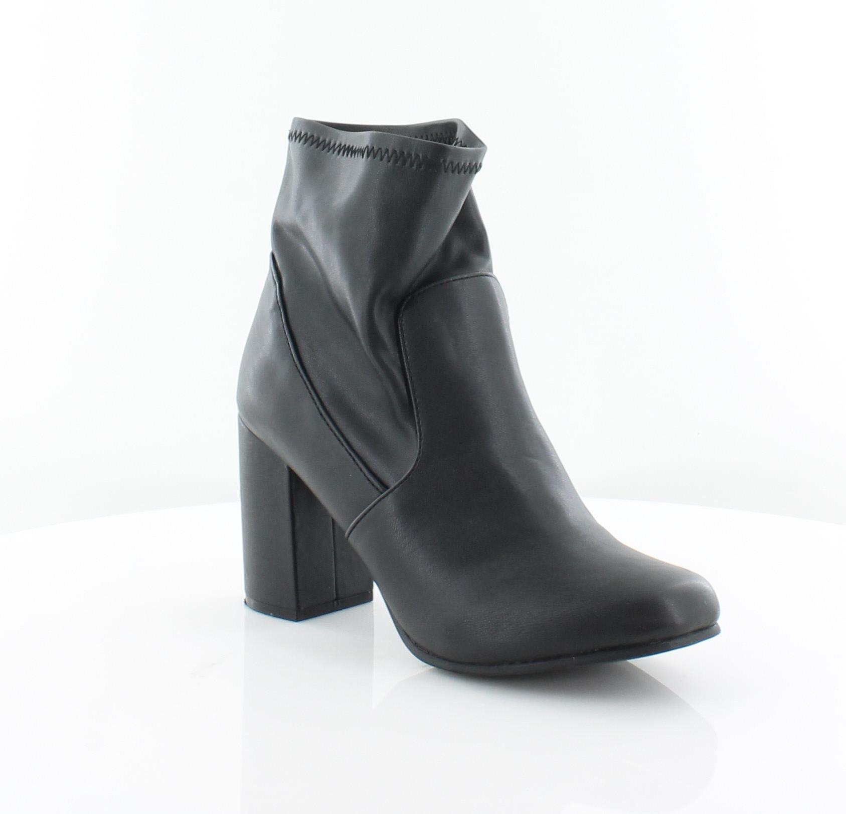 bce101c9e3c6 Seven Dials Teresa Black Womens Shoes Size 8 M Boots MSRP  69 ...