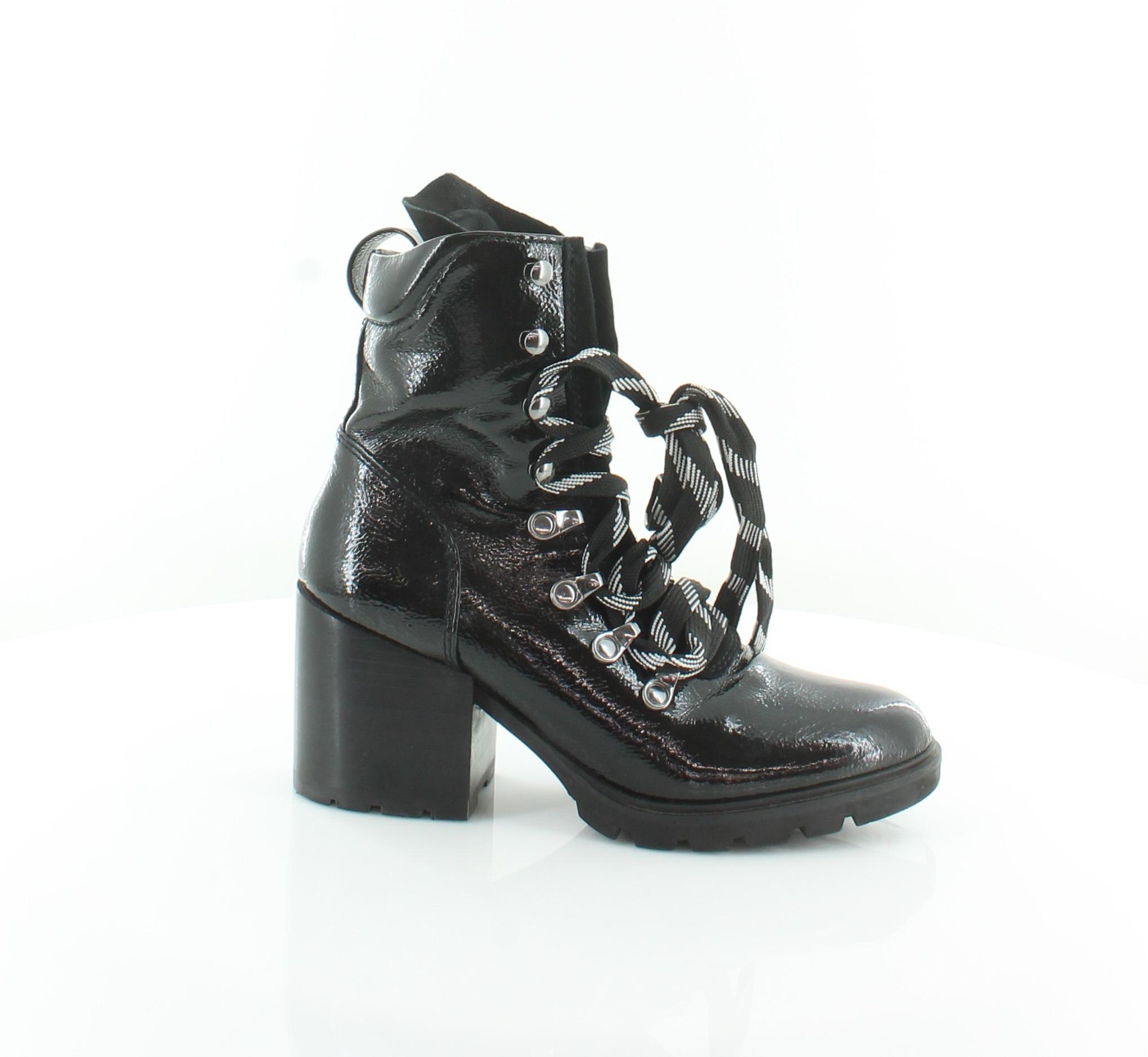 Kendall + Kylie Spencer 4 Noir Femme Chaussures Taille 7.5 m Bottes fabricants Standard prix de détail  185
