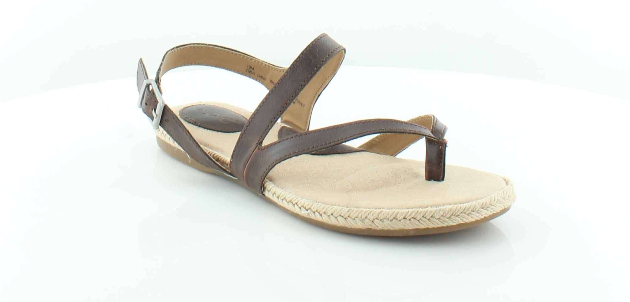 482eff1eb B.O.C. by Born Lucila Brown Womens Shoes Size 10 M Sandals MSRP  60 ...