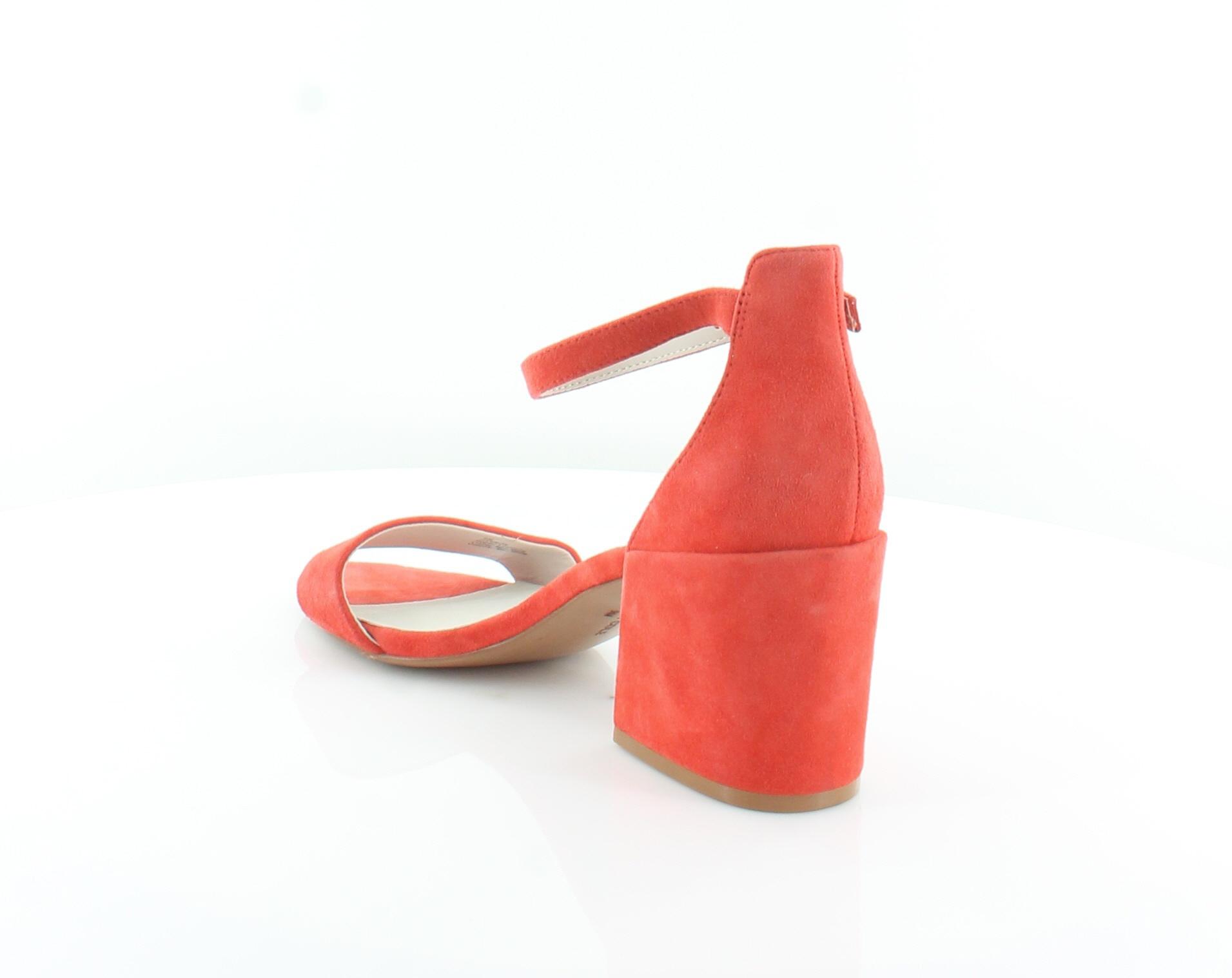Kenneth-Cole-Hannon-Orange-Womens-Shoes-Size-9-M-Sandals-MSRP-130 thumbnail 5