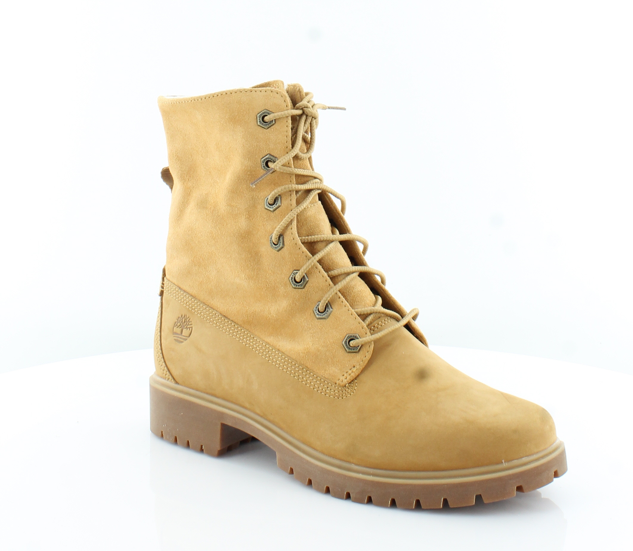 679dcbb80dc Details about Timberland New Jayne Brown Womens Shoes Size 8.5 M Boots MSRP  $160