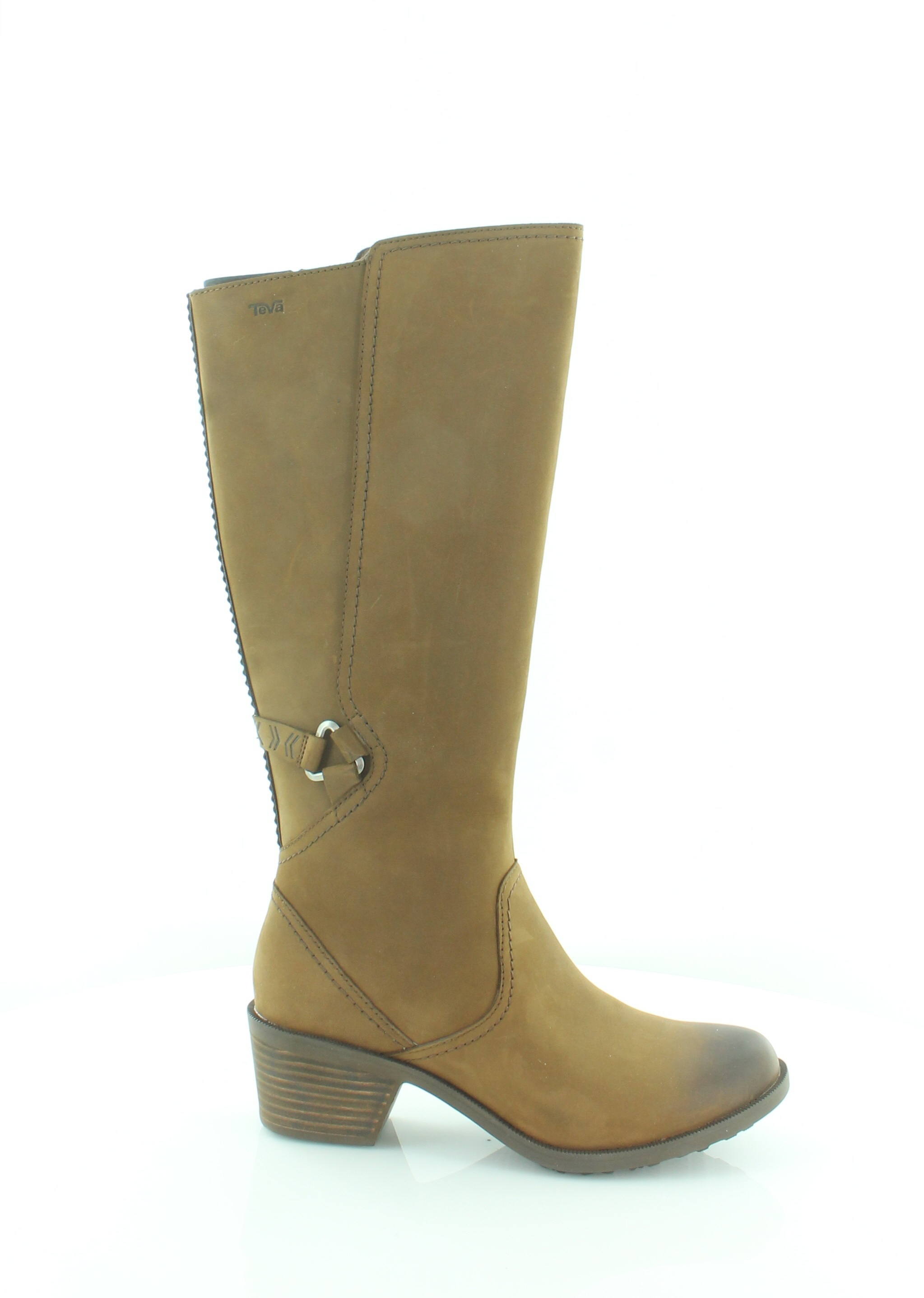 Teva Foxy Brown Womens Shoes Size 6.5 M Boots MSRP $190