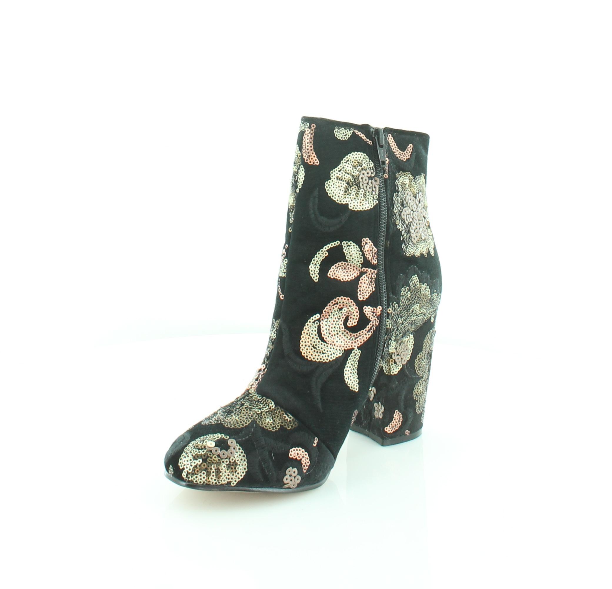 Aldo-Fiery-Black-Womens-Shoes-Size-7-5-M-Boots-MSRP-120 縮圖 2