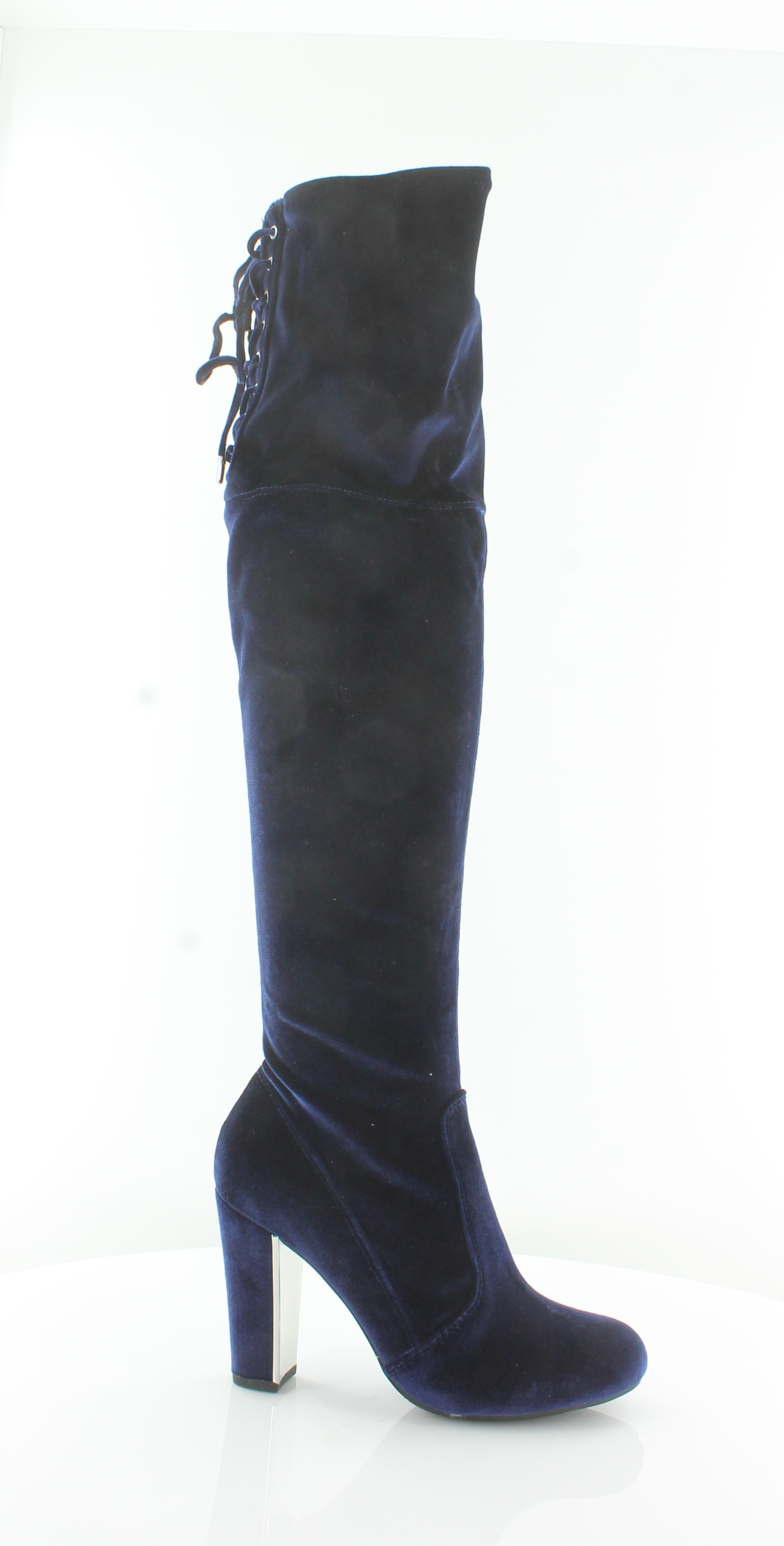 Matterial Girl New Priyanka bluee Womens shoes Size 6.5 M Boots MSRP