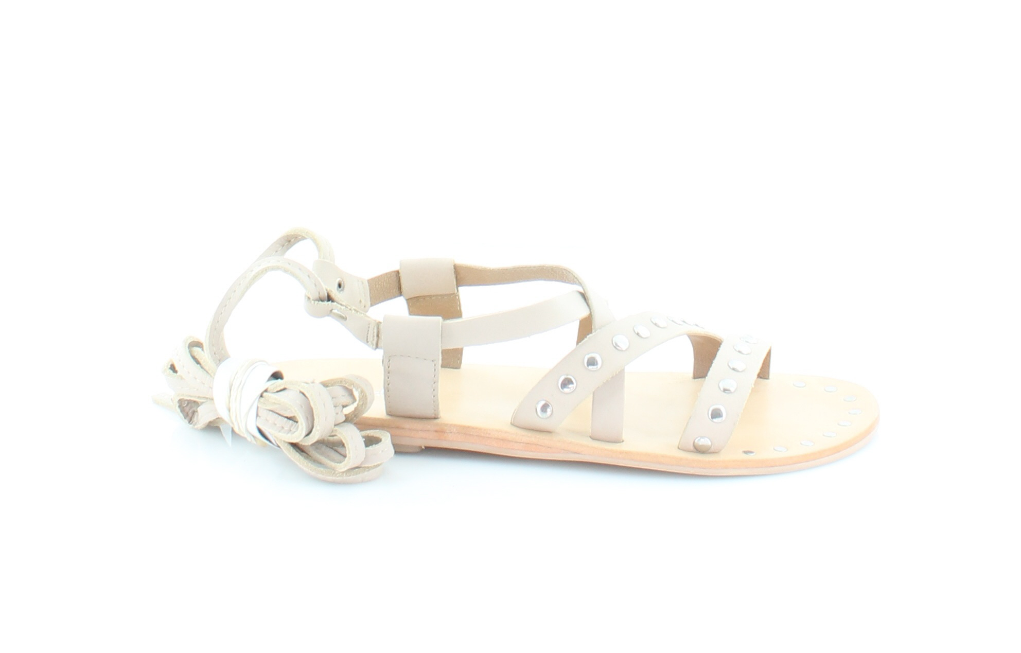 f408f023080f Buy Charles by Charles David Steeler Gladiator Sandals 806 Nude 8.5 ...