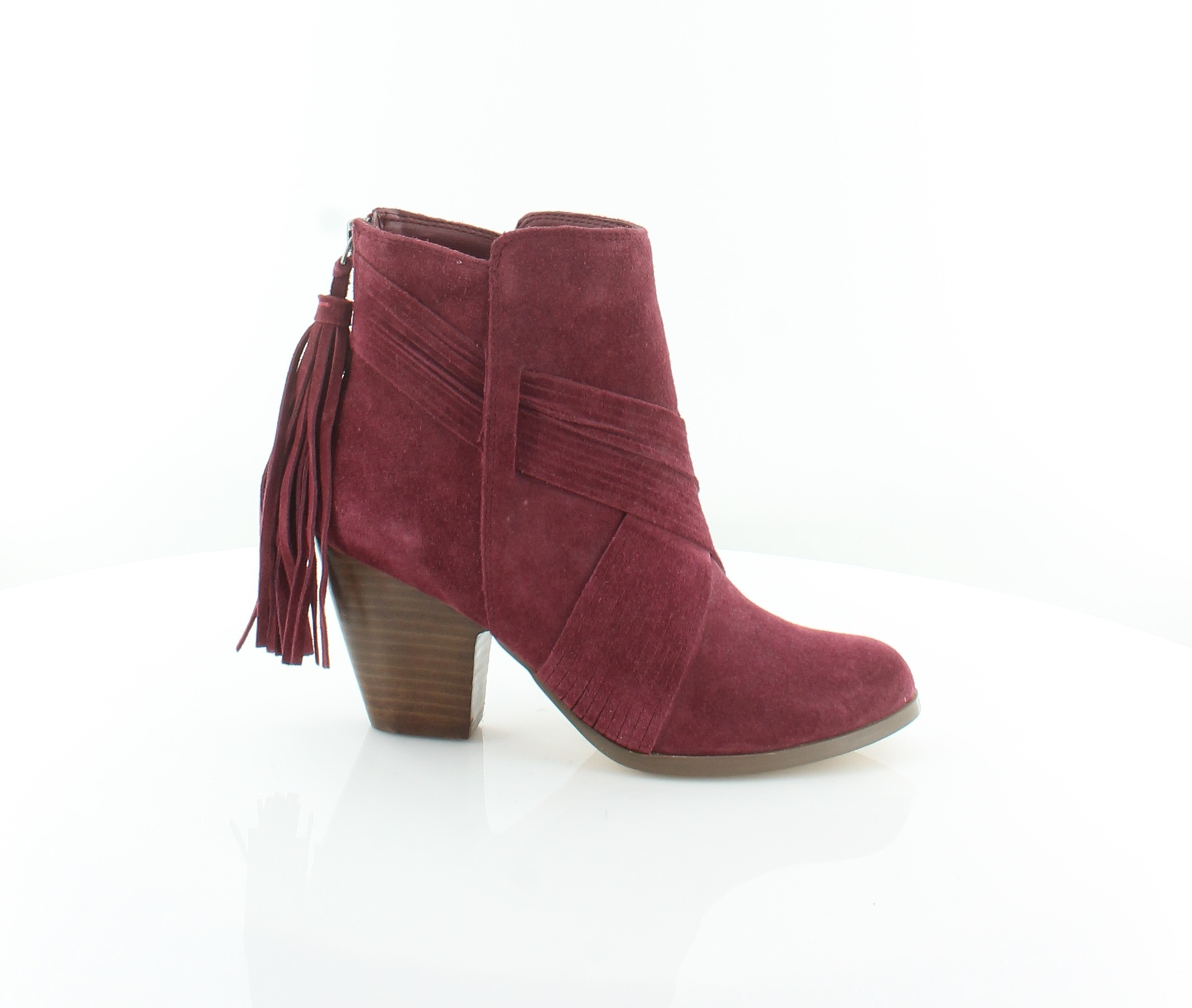 Yellow Box New Exceed Red Womens shoes Size 6.5 M Boots MSRP