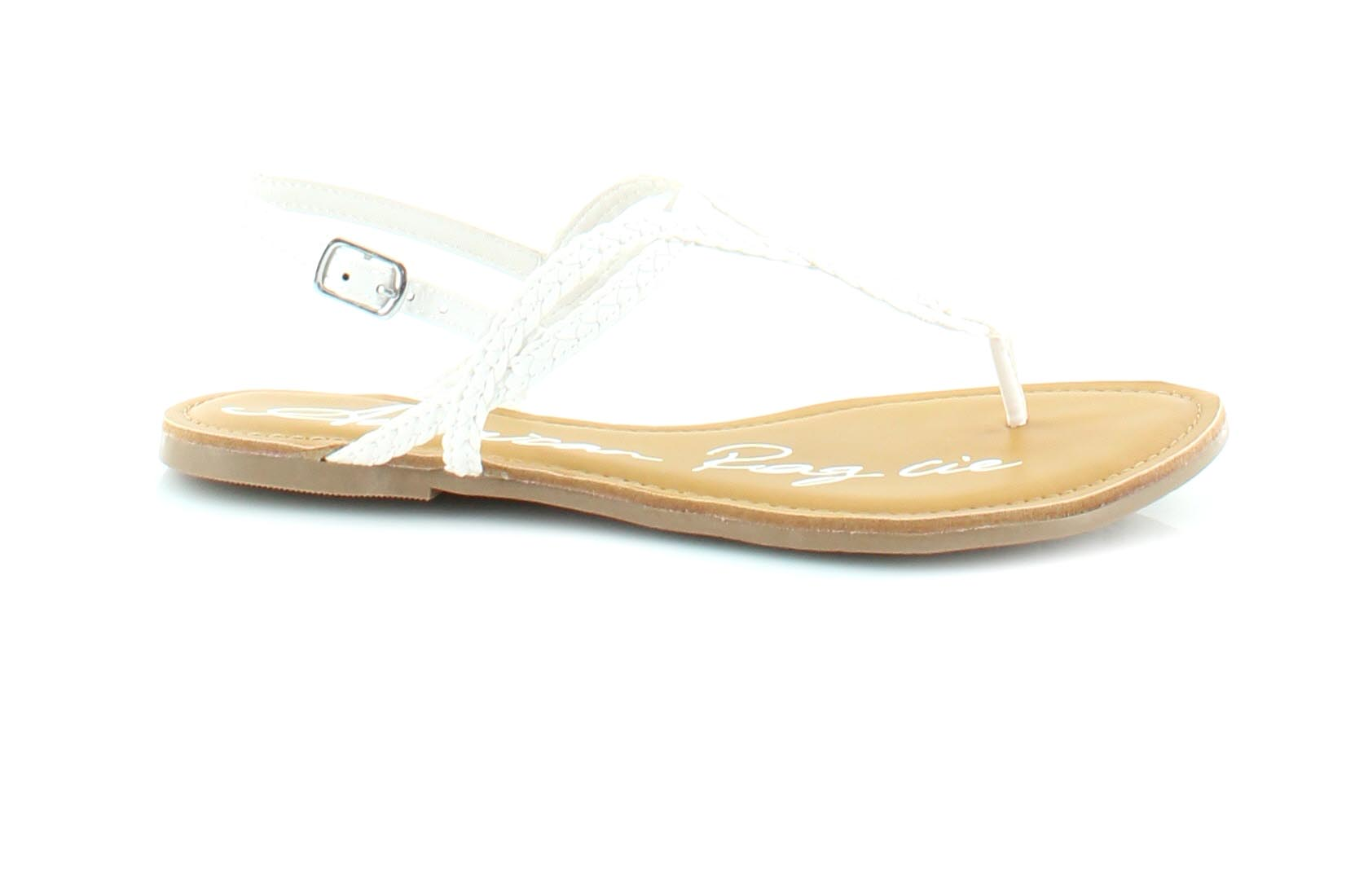 American Rag New Akeira White Womens Shoes Size 11 M Sandals MSRP ... 44827712f