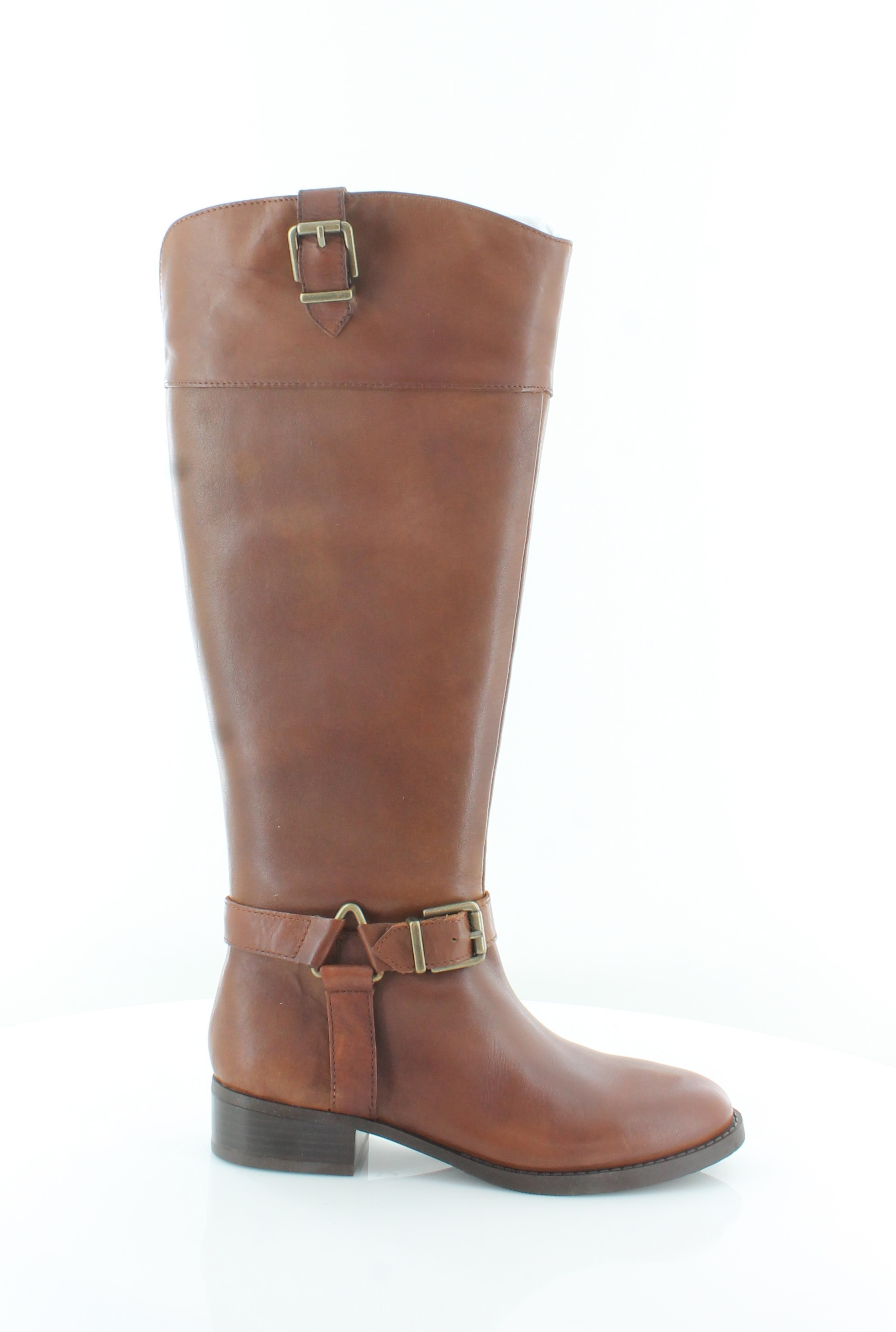 INCInternational Concepts Fedee Brown Womens shoes Size 5 M Boots MSRP  179.5