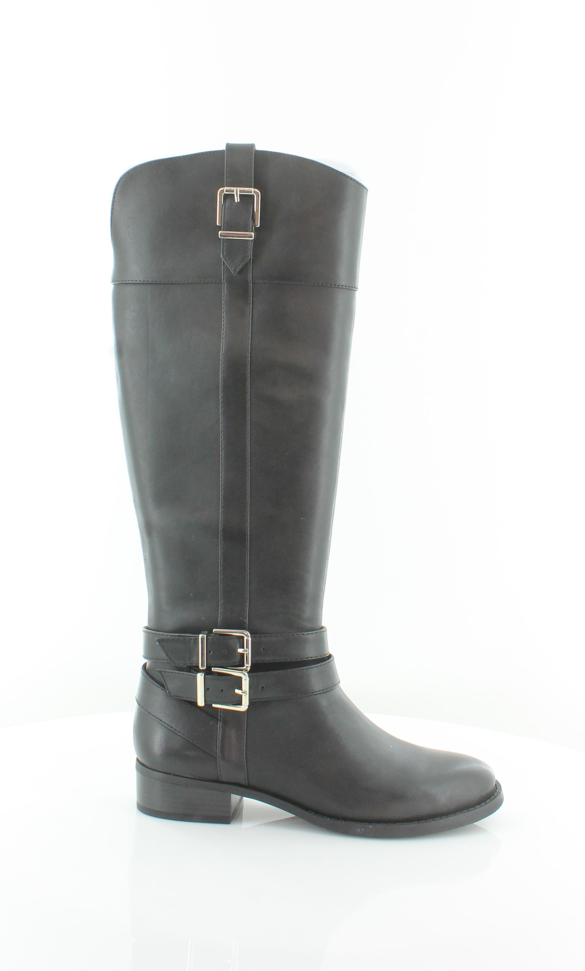 Inc International Concepts frankii Negro botas botas botas Zapatos para mujer 6 M MSRP  179.99  compra en línea hoy