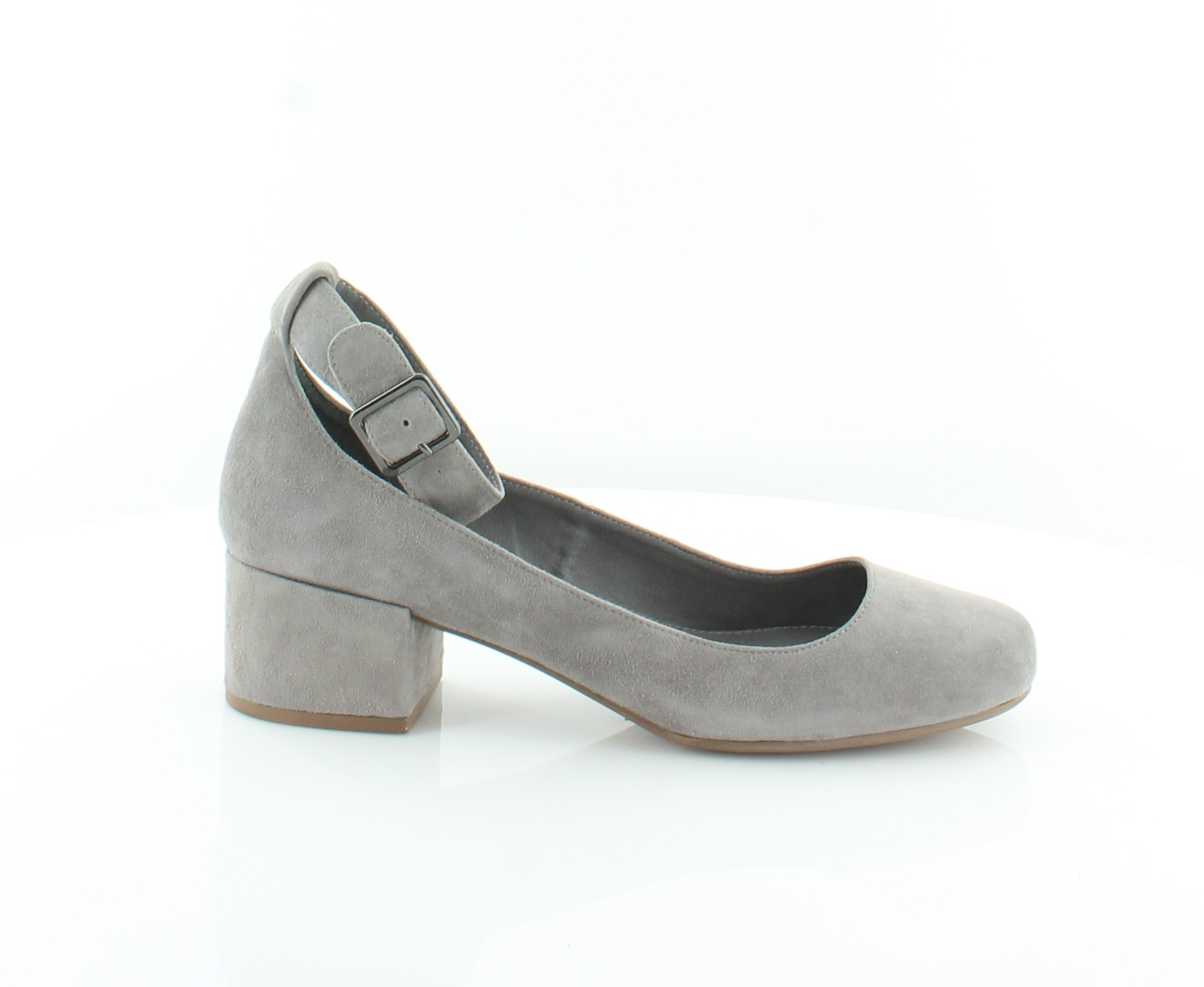 378bbfe3617 Steve Madden New Wails Gray Womens Shoes Size 9.5 M Heels MSRP  89 ...