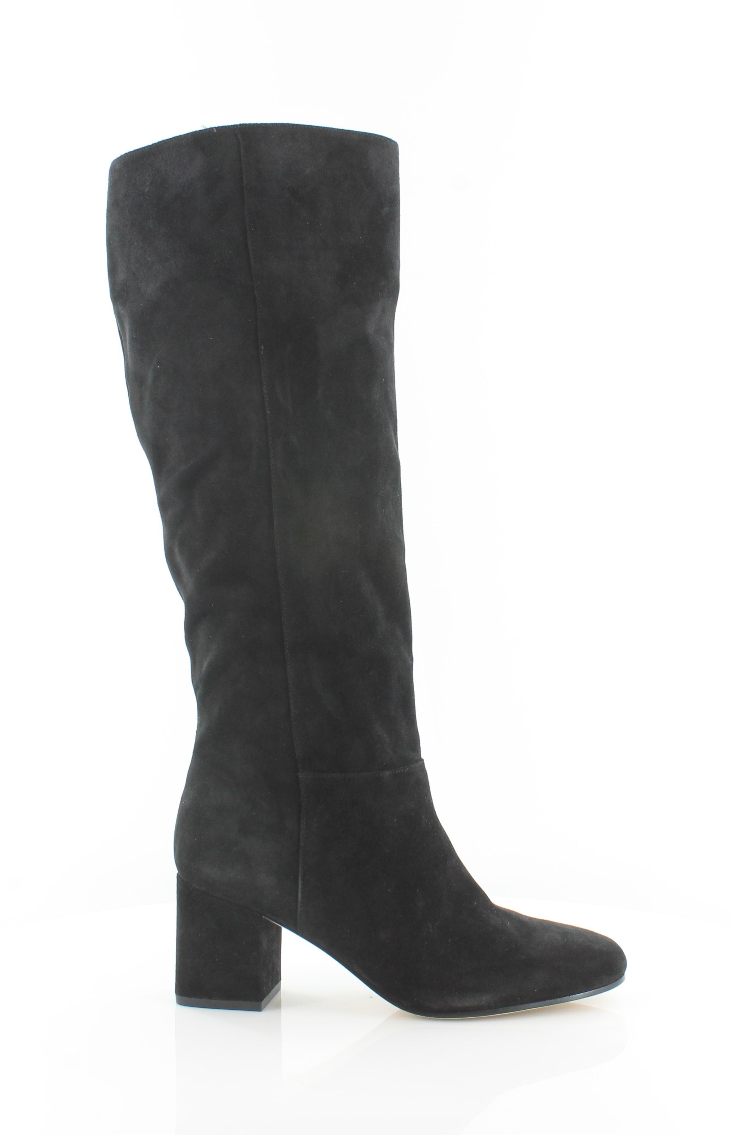Via Spiga Mellie Women's Boots Black Size 9.5 M