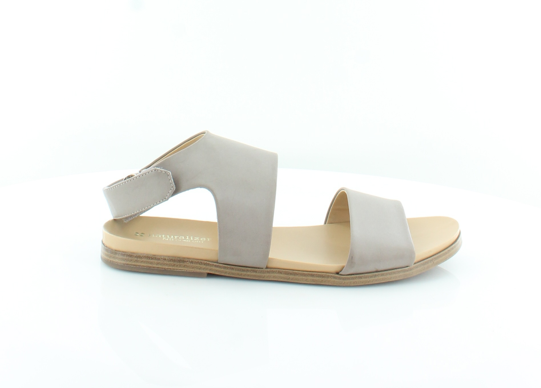 feb05e4f78ce Naturalizer New Kimono Gray Womens Shoes Size 10 M Sandals MSRP  59 ...