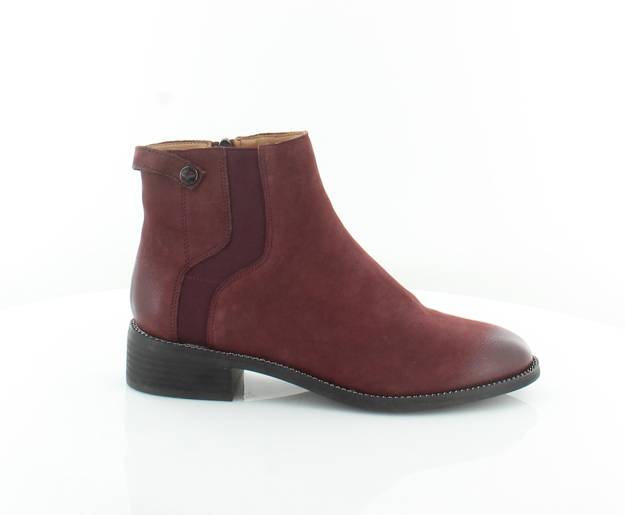 Franco Sarto nuevo Brandy Rojo Mujer Zapatos botas Tamaño 9 M MSRP