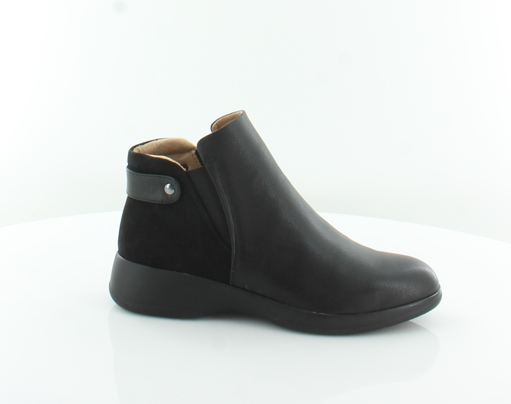 Naturalizer New Barita Black Womens shoes Size 5 M Boots MSRP  119