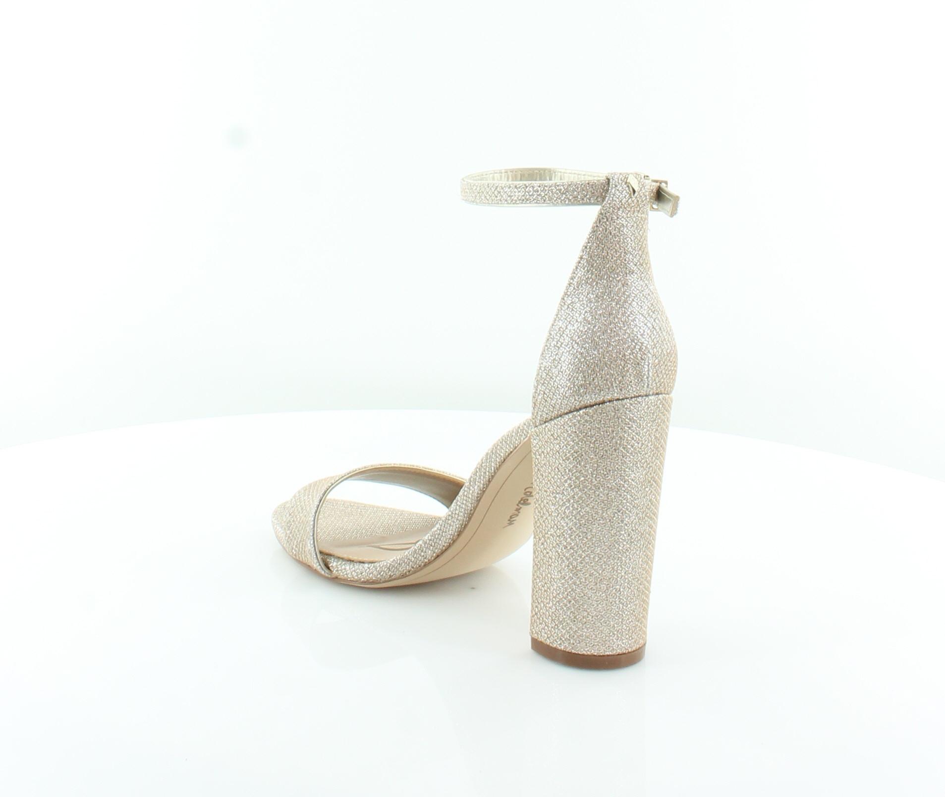 Sam Edelman New Yaro Gold damen schuhe schuhe schuhe Größe 7.5 M Sandals MSRP  120 e5f4d8