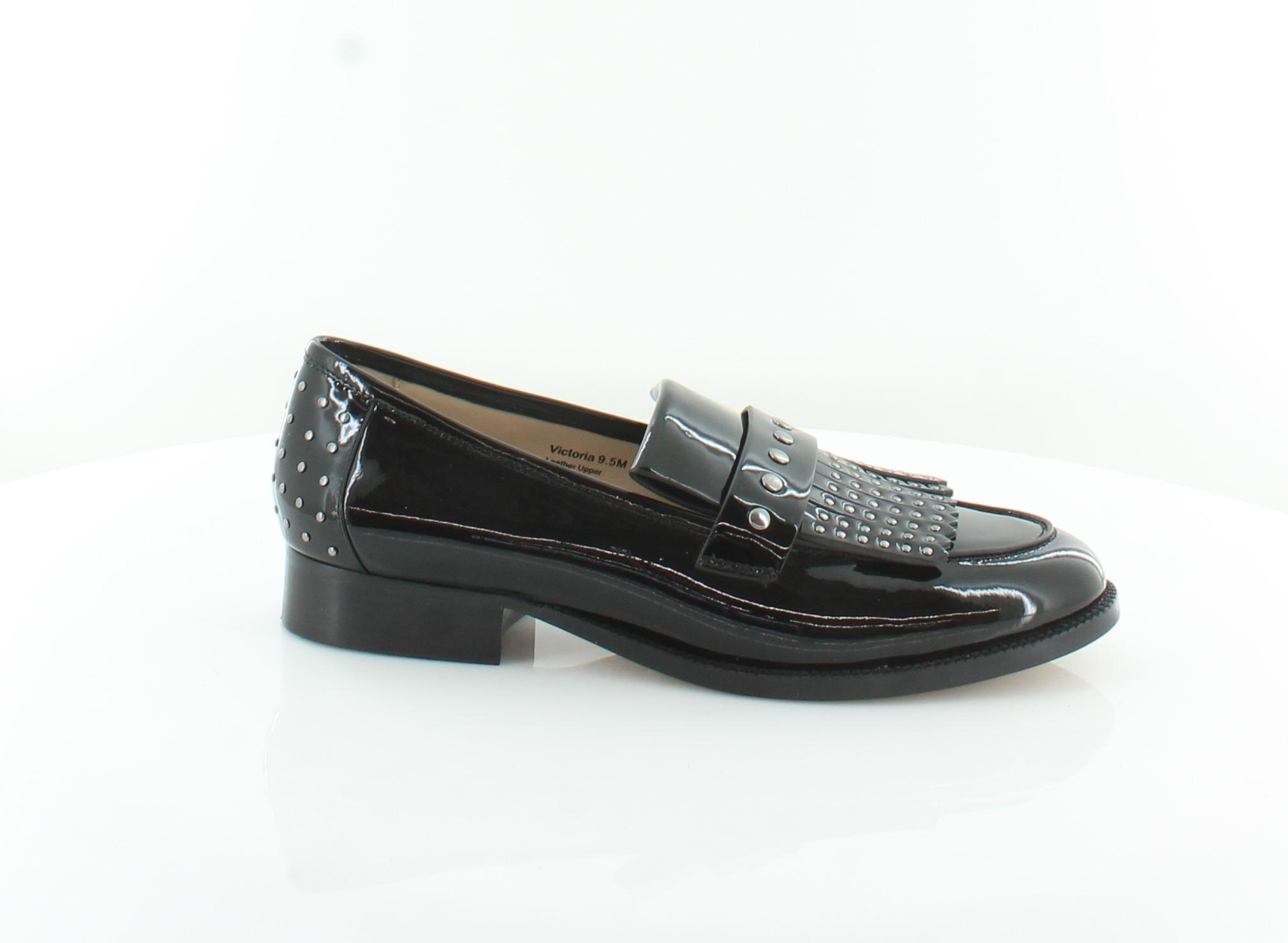 Botkier New Victoria nero donna scarpe Dimensione 9.5 M Flats MSRP  168