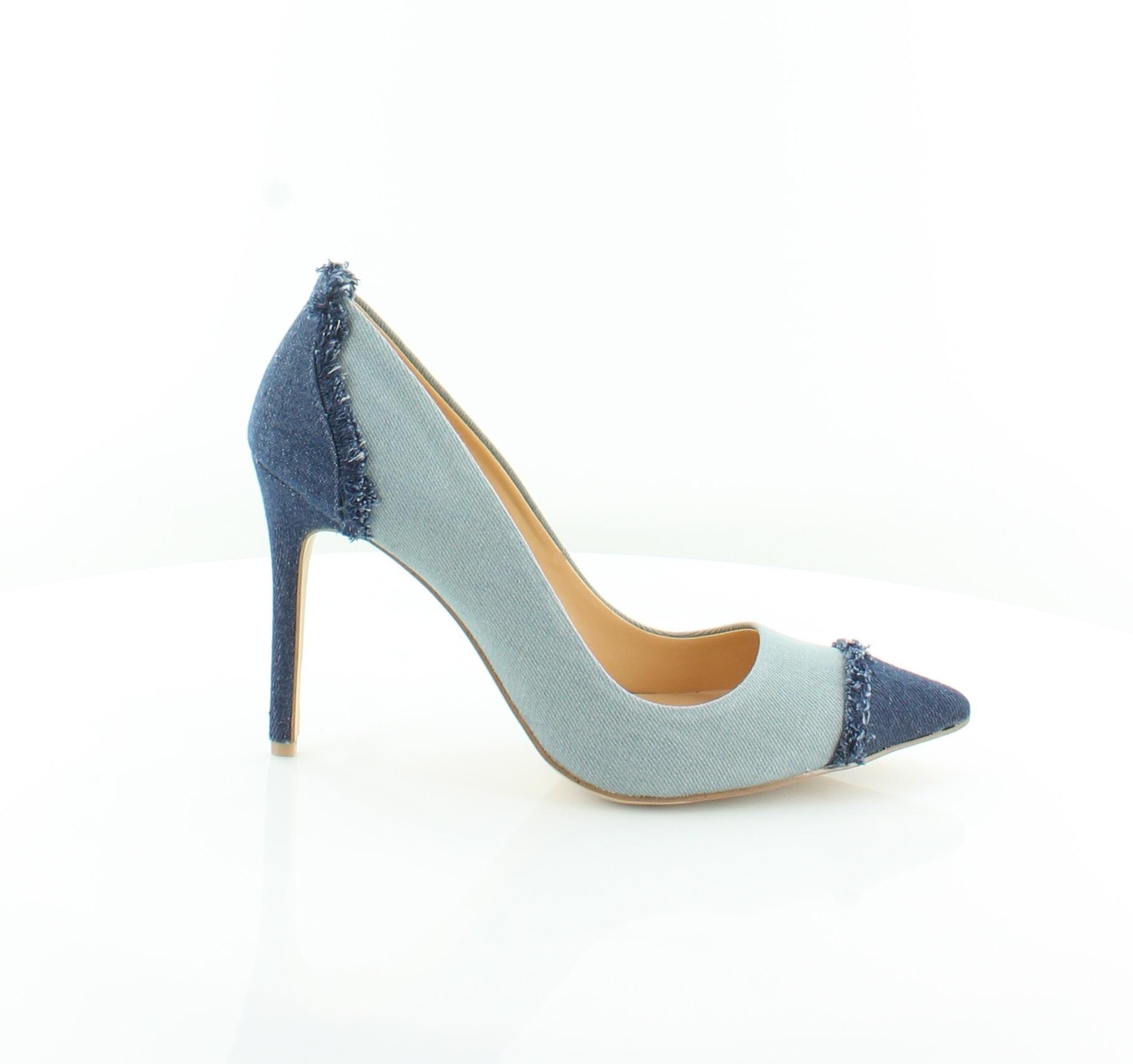 Daya by Zendaya New Shelby blu donna scarpe Dimensione 8.5 M Heels MSRP  89