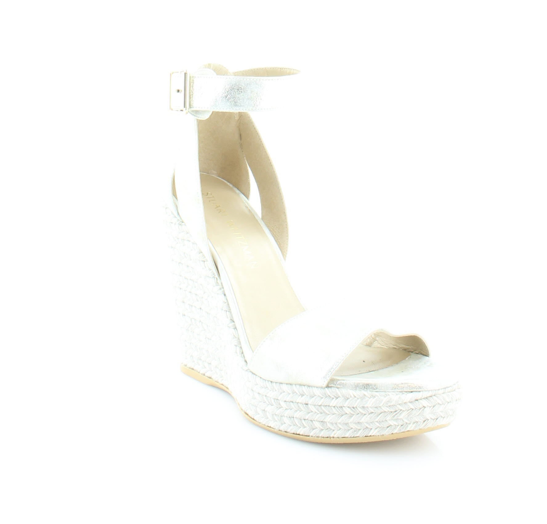 1c23cb601ae Stuart Weitzman Mostly Women s Sandals Pale Gold