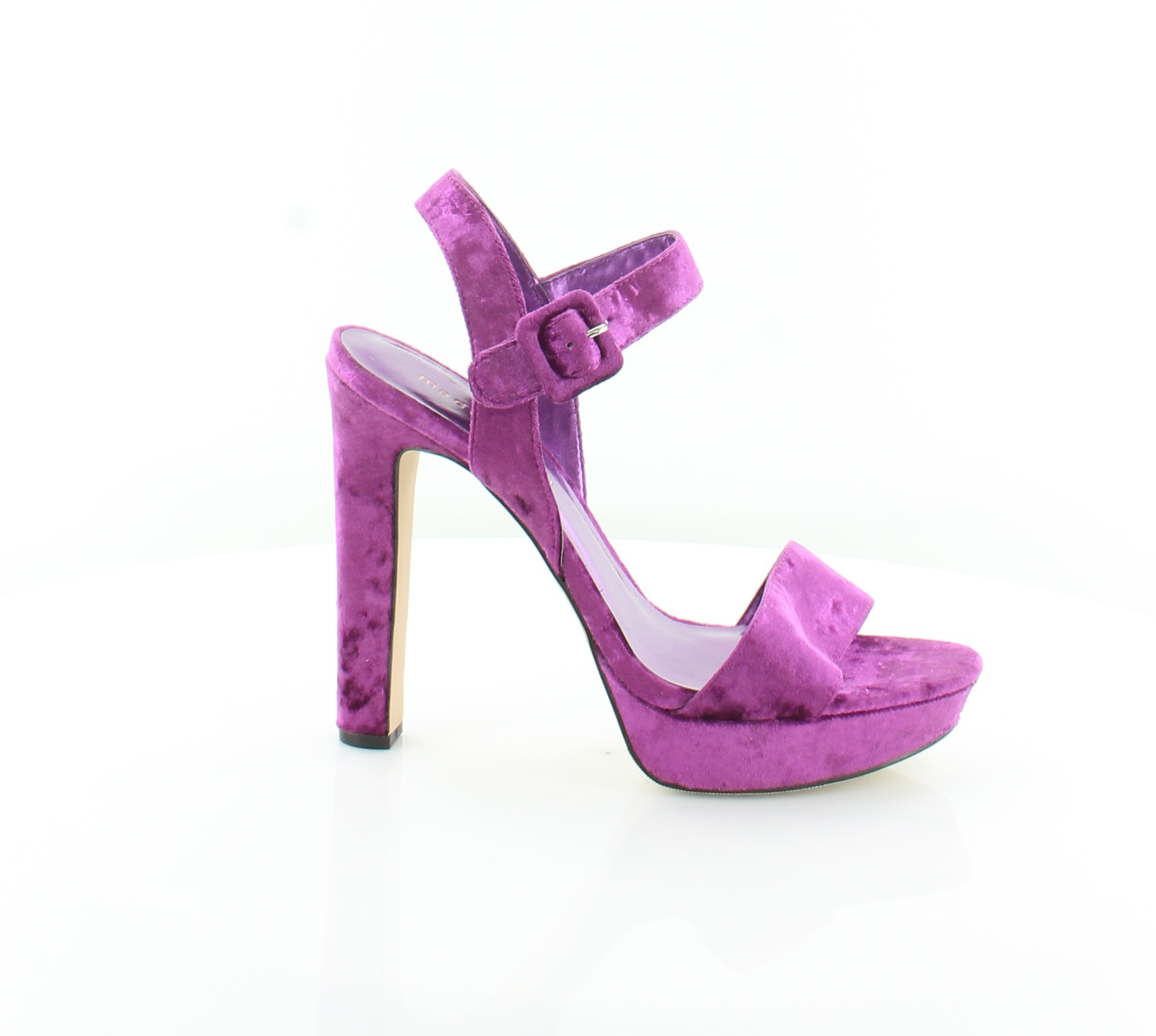 Madden Girl Rolloo Women's Heels Fuchsia