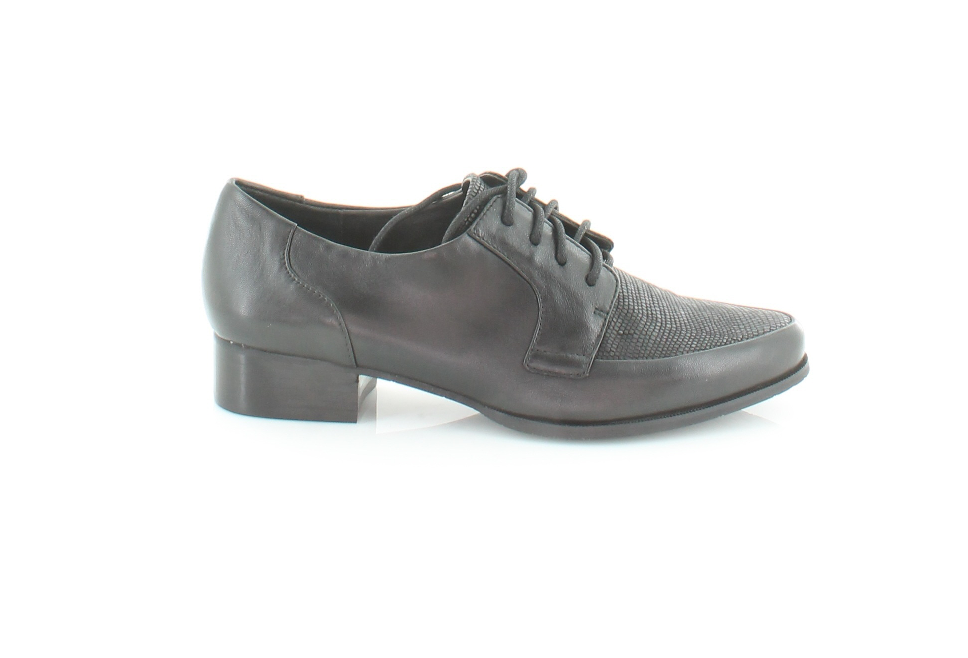 Tahari New Leeza Black Womens Shoes Size 6 M Heels MSRP $89