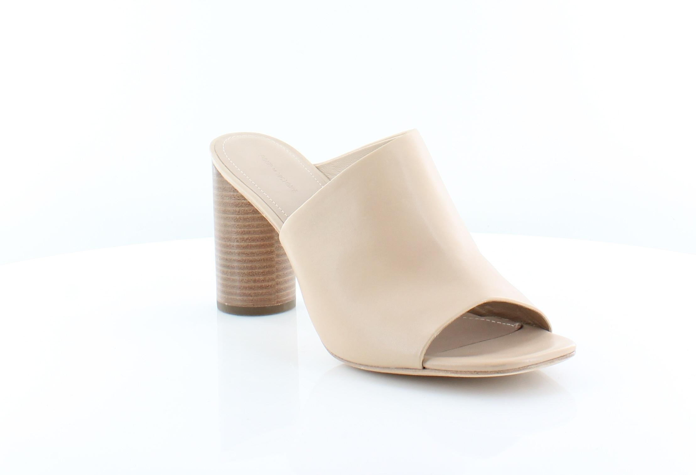 Pour La Victoire Helena Women's Sandals & Flip Flops Natural Size 11 M