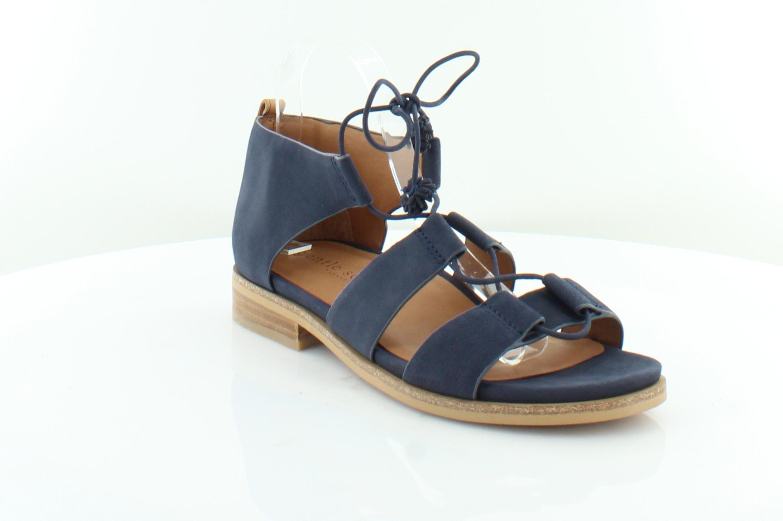 6ea4e9b87 Gentle Souls New Gem Blue Womens Shoes Size 9 M Sandals MSRP  209 ...