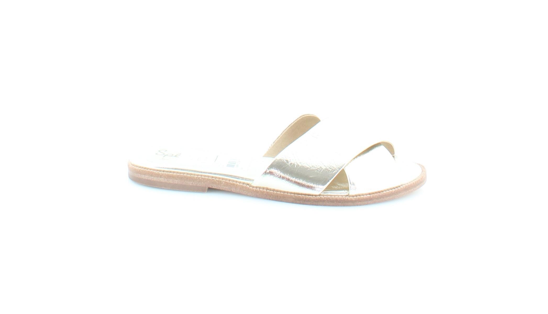 Nuevos Zapatos para mujer Barón espléndido oro Talla Talla Talla 5.5 M Sandalias MSRP  108  costo real