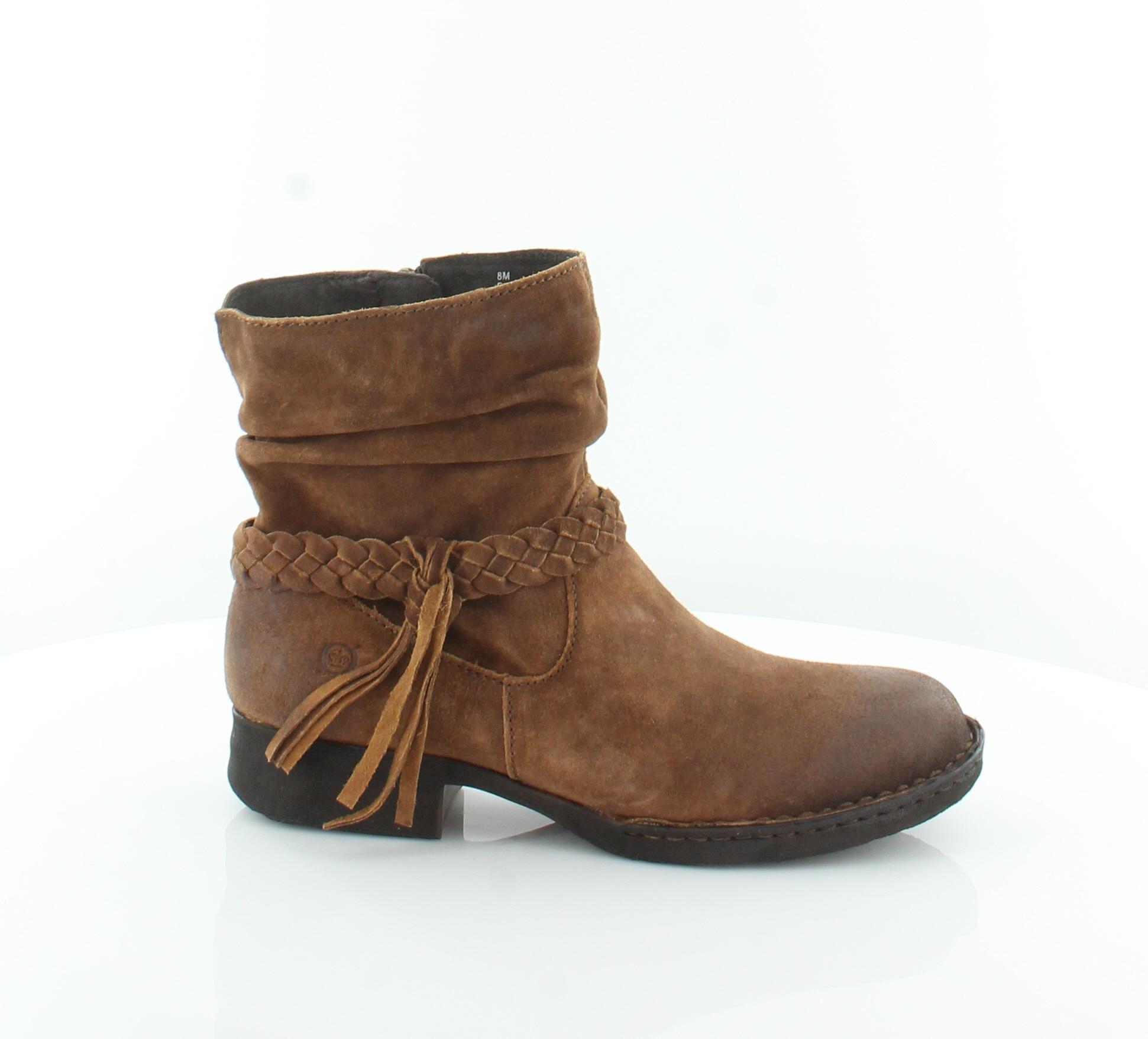 Né New abernath Marron Pour Femme Chaussures Taille 8 M Bottes fabricants Standard prix de détail  150