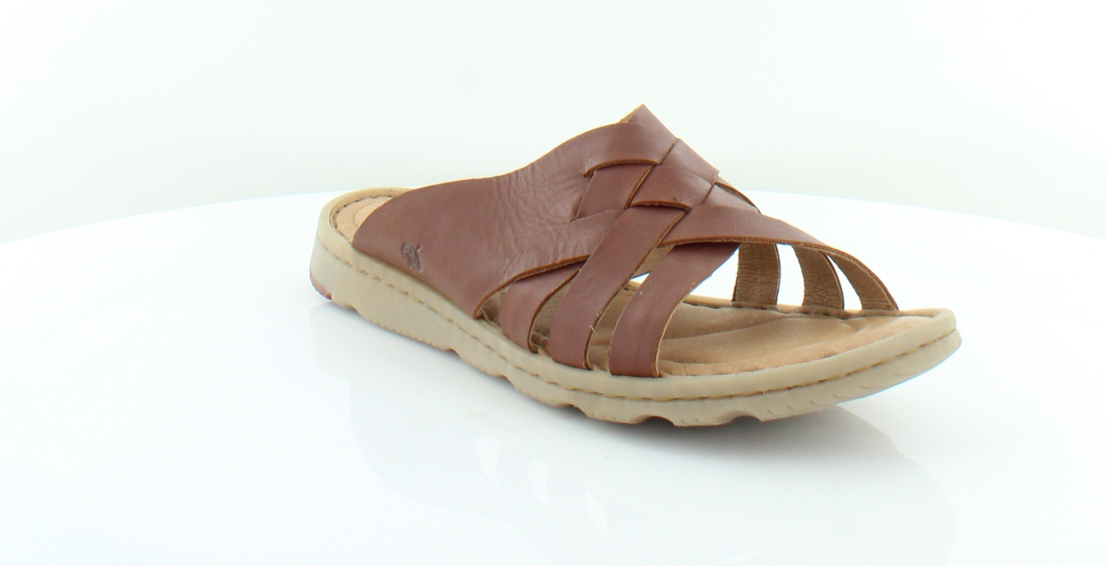 293243cdab41 Born New Tarpon Brown Womens Shoes Size 11 M Sandals MSRP  80 ...