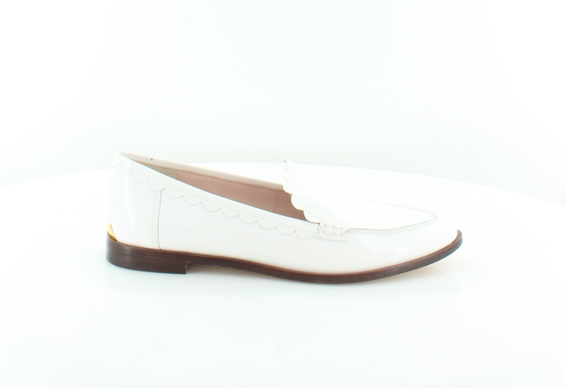 95bbc4f01ae2 Kate Spade New Cape White Womens Shoes Size 7 M Flats MSRP  258 ...