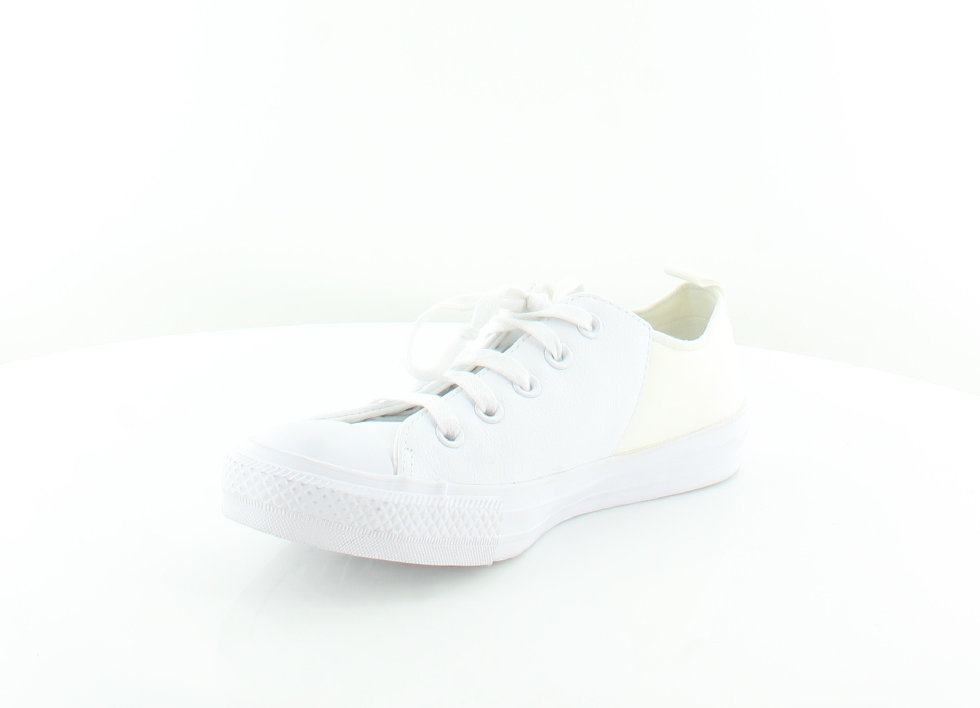 04f292eb558e Converse New CTAS Abby White Womens Shoes Size 7.5 M Athletic MSRP ...