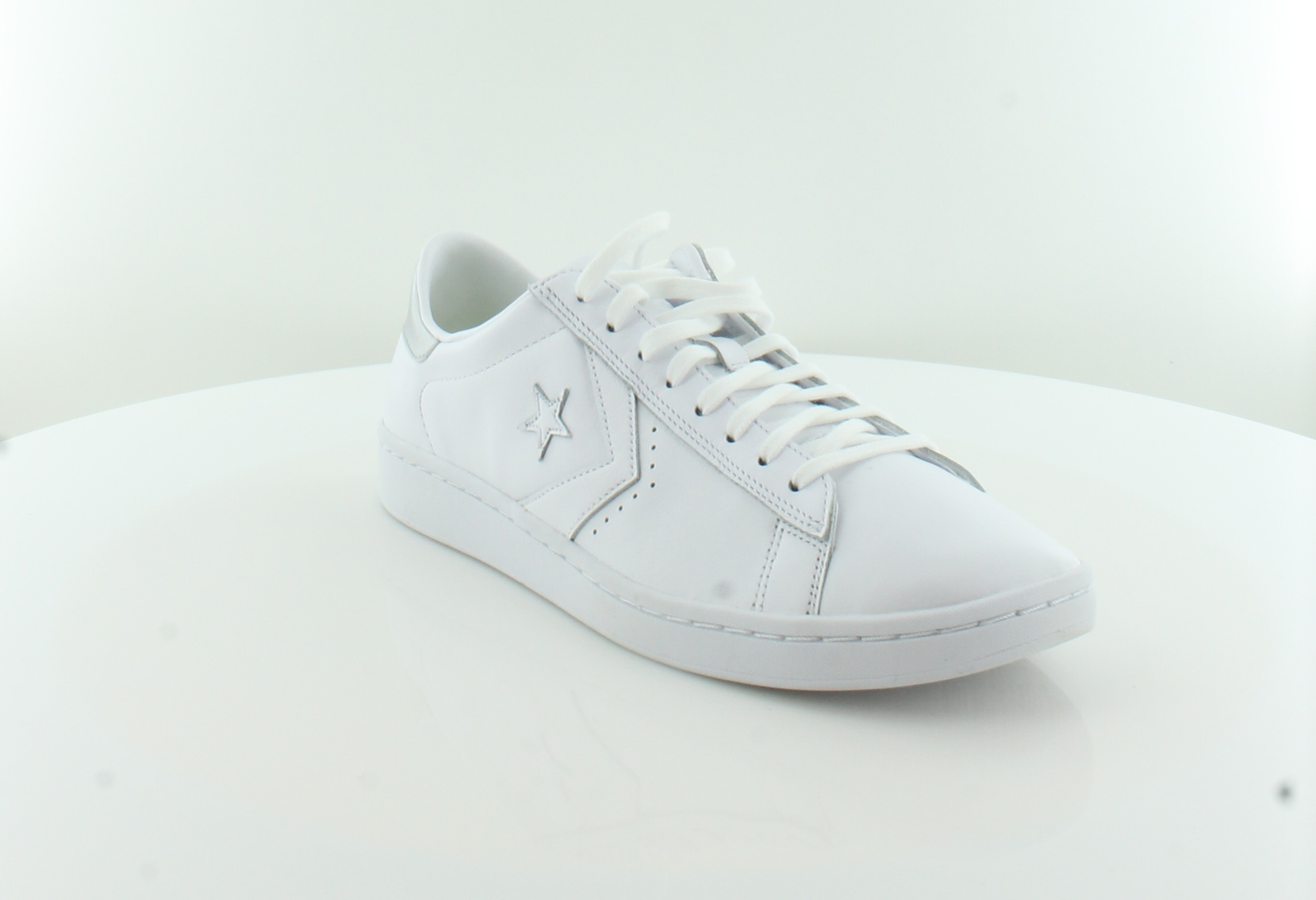 c11bb53a592c Converse New Pl Lp Ox White Womens Shoes Size 11 M Fashion Sneakers MSRP   80 4 4 of 5 ...