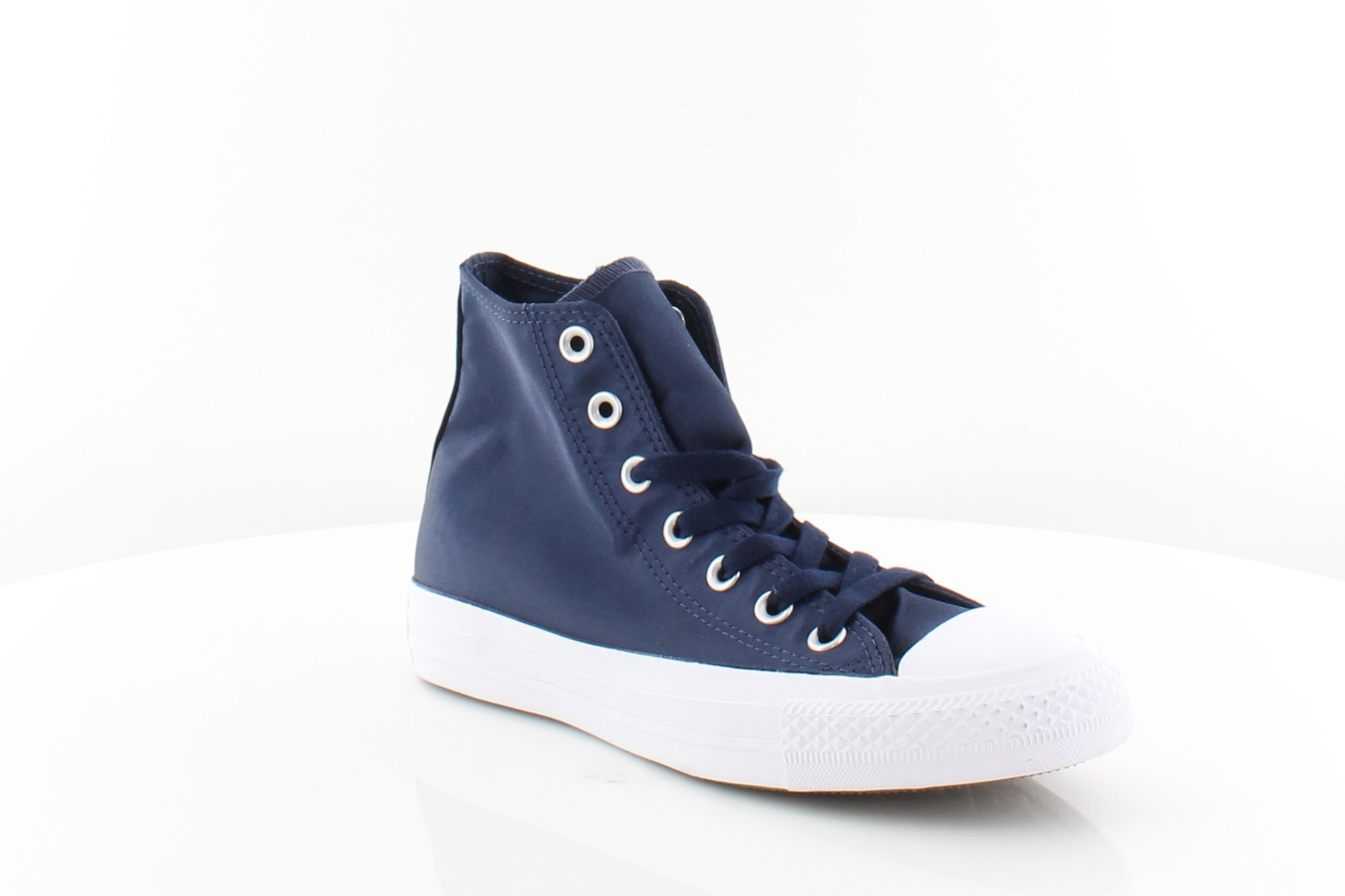7eff041fd Converse Ctas Hi Women's Fashion Sneakers Midnight Navy/ Midnight Navy