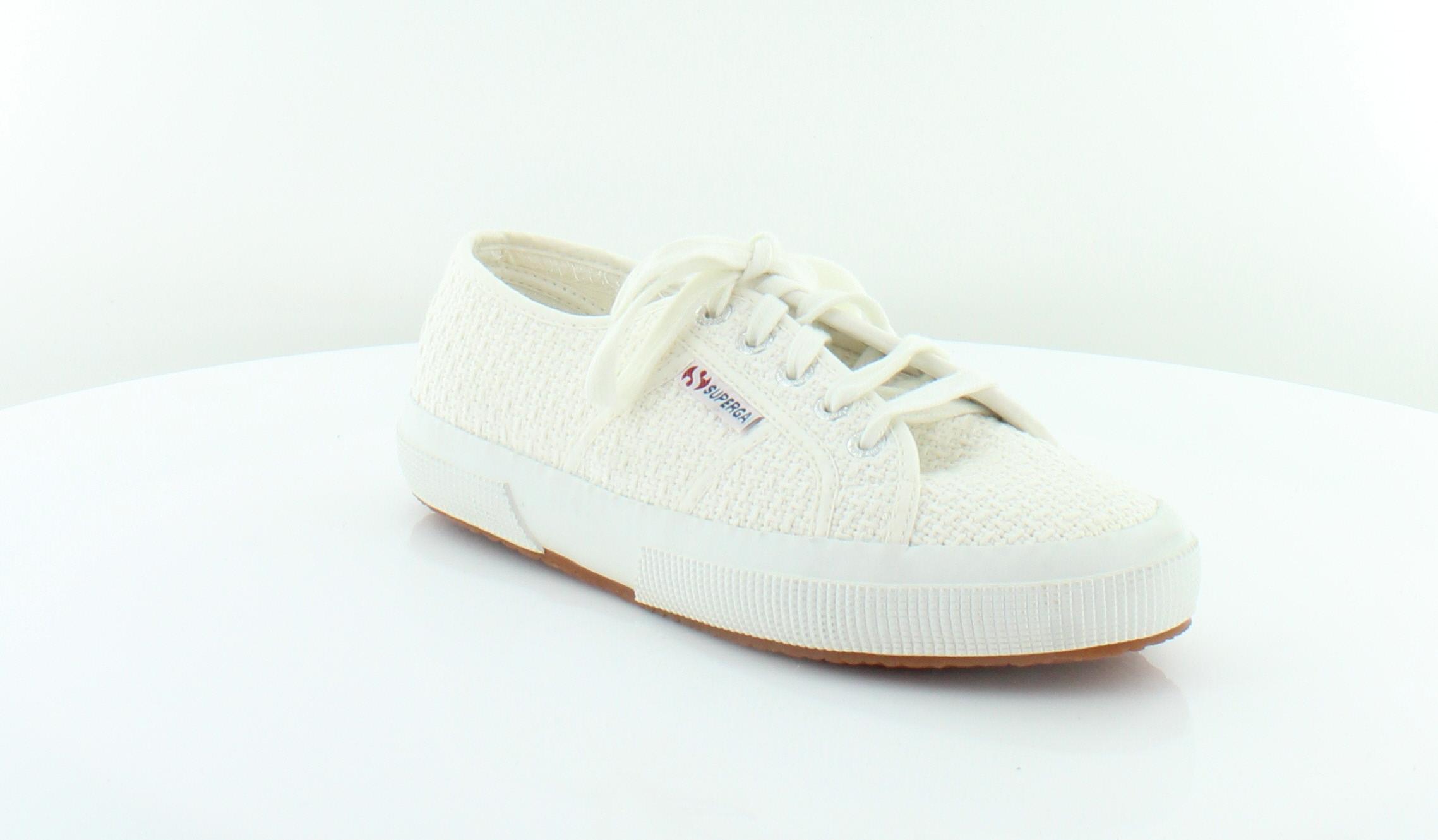Superga New 2750 Crochetw Weiß Damenschuhe Schuhes Schuhes Damenschuhe Größe 7 M Flats MSRP 95 ... 767f5e