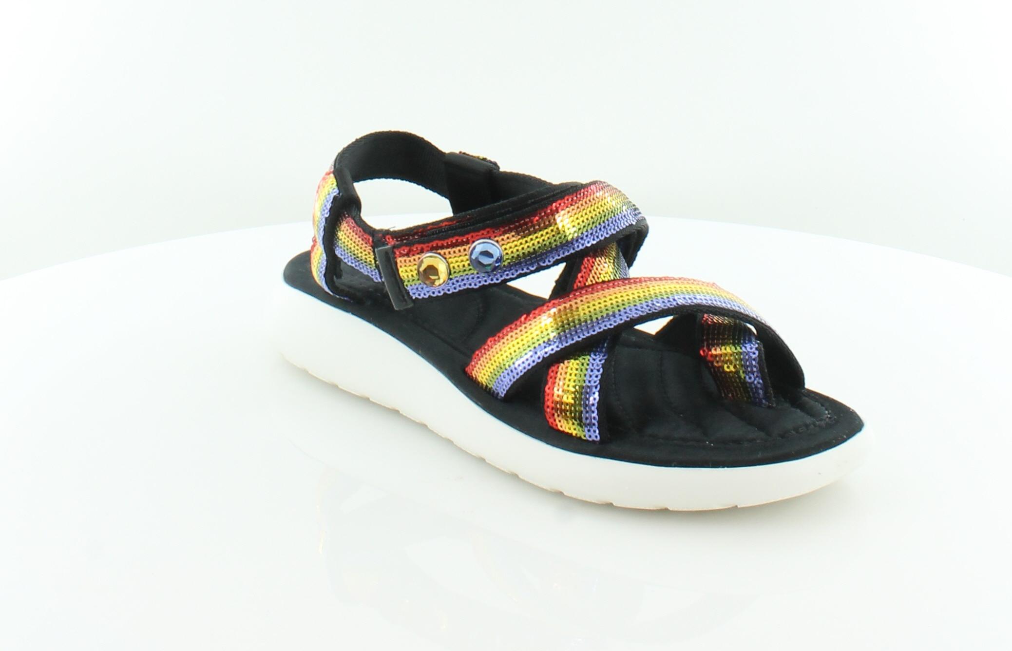 3abc22d950b Marc By Marc Jacobs Comet Women s Sandals Rainbow