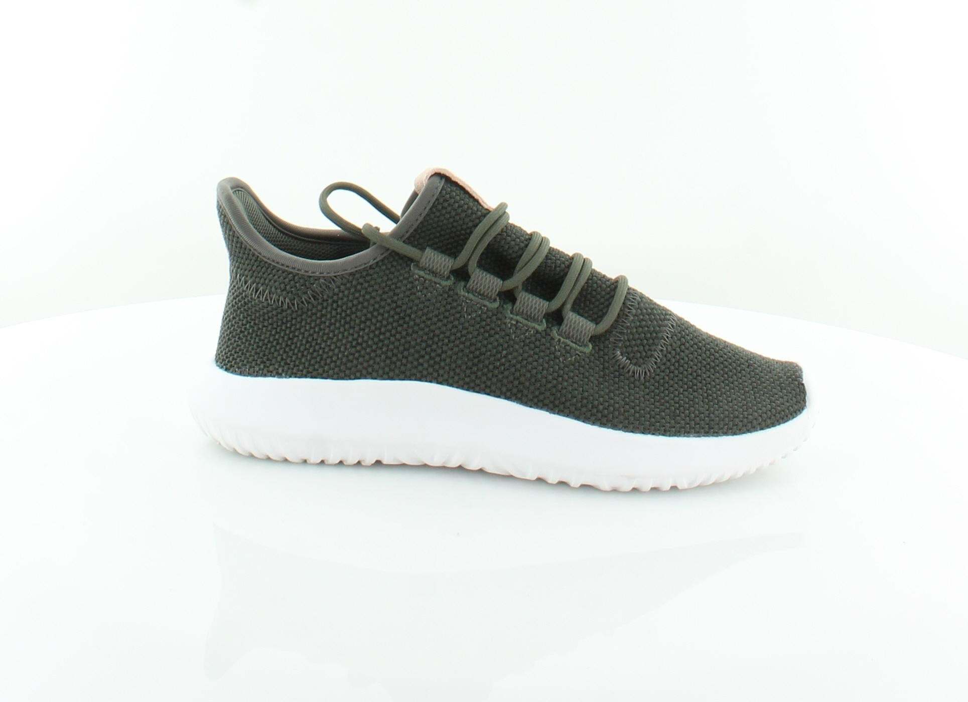 on sale 14fa7 51dde Image is loading Adidas-Tubular-Shadow-Green-Womens-Shoes-Size-7-