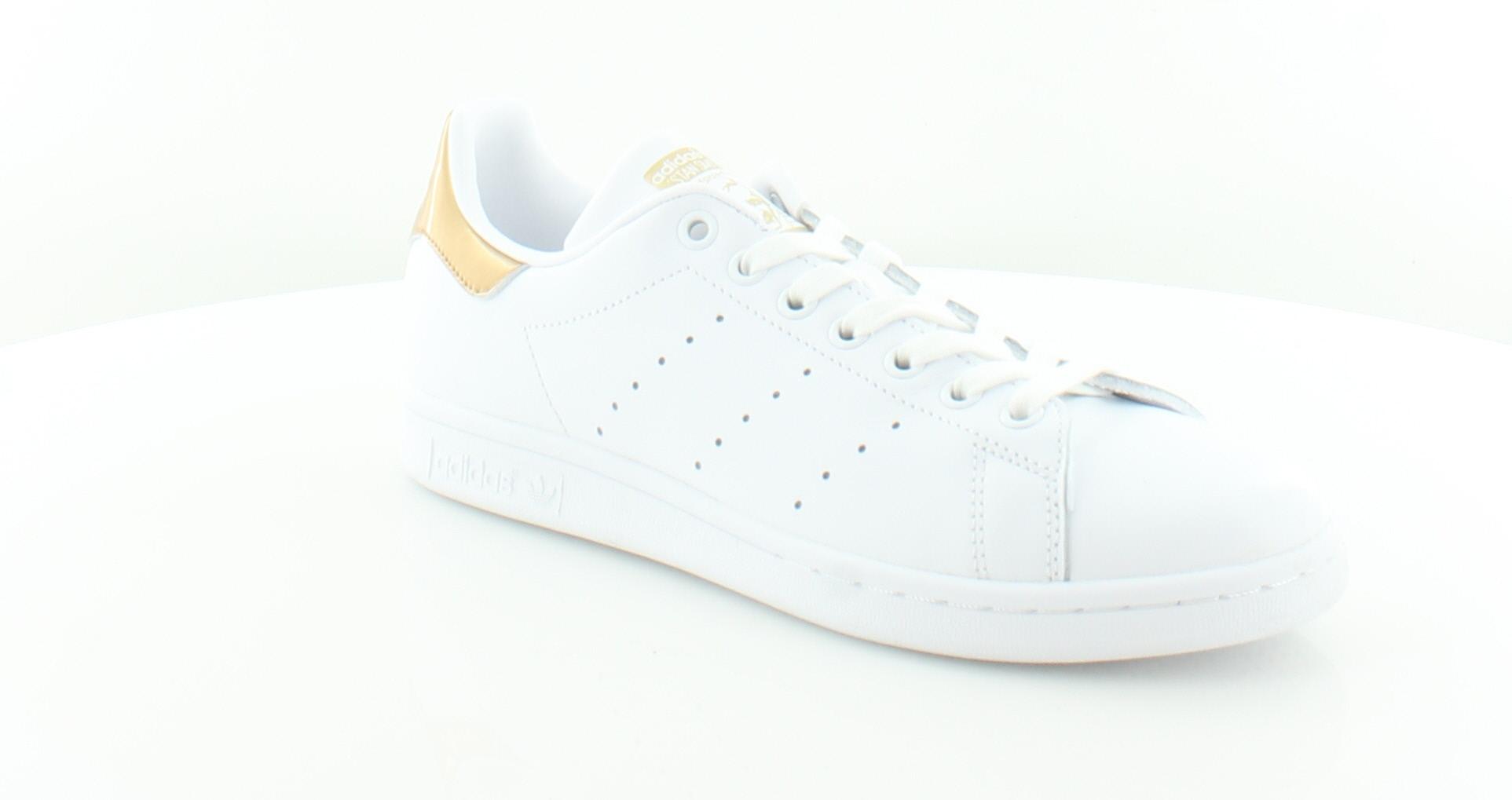ec5ba1044 Adidas New Stan Smith White Womens Shoes Size 11 M Fashion Sneakers ...